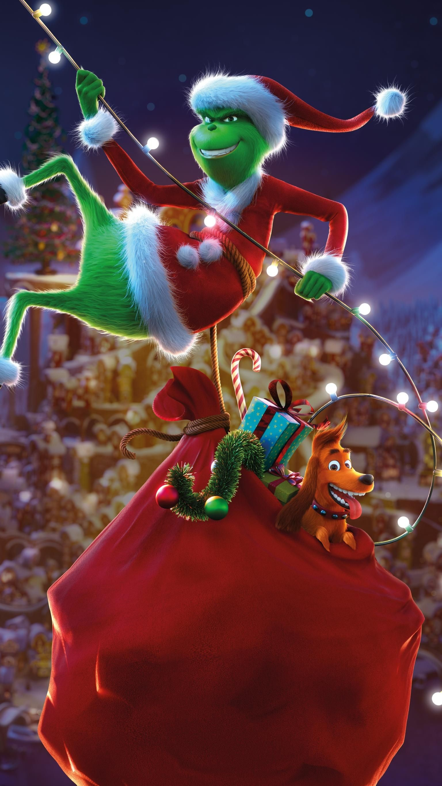 Christmas Wallpaper the Grinch (73+ images)
