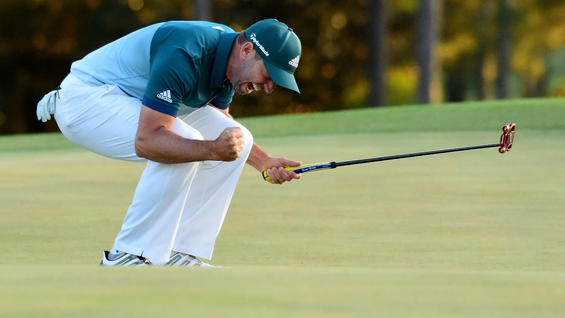 1920x1080 Masters 2017 winners and losers: Sergio Garcia finally on top; Jordan  Spieth withers