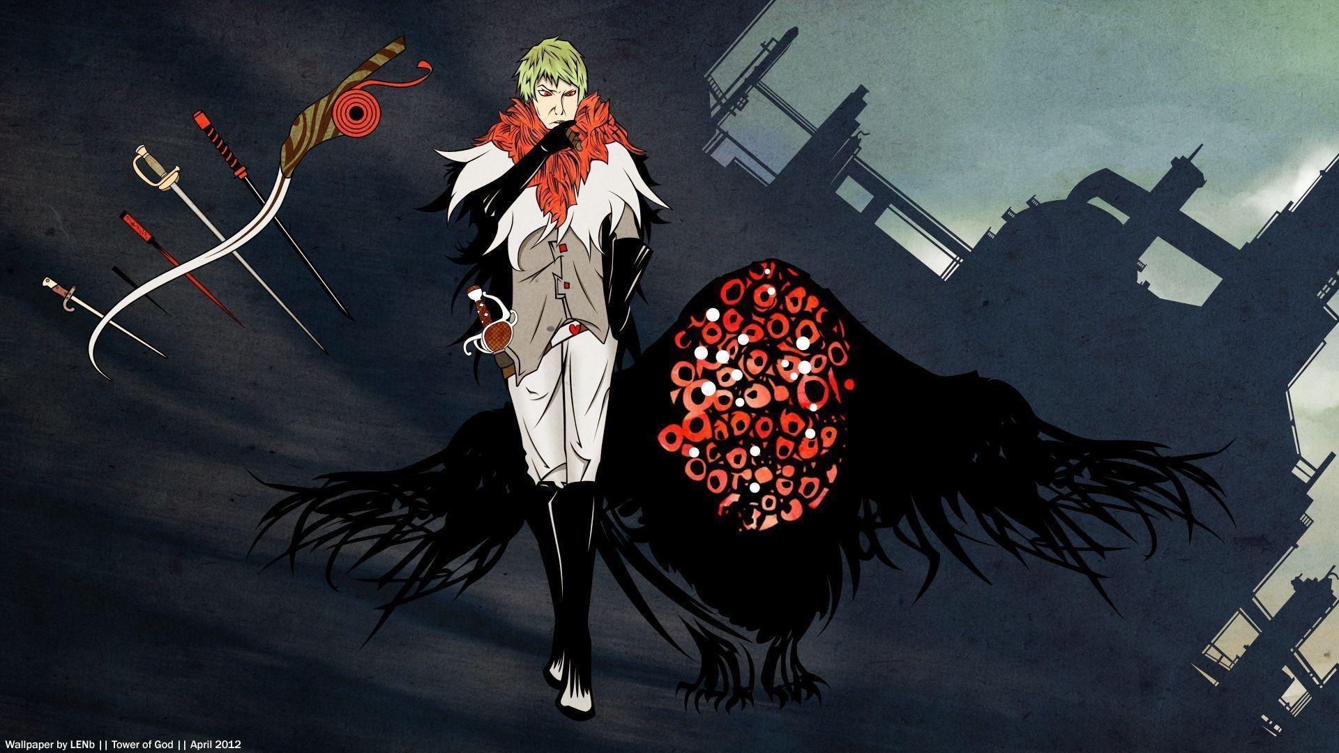 Tower Of God Wallpaper Hd 68 Images