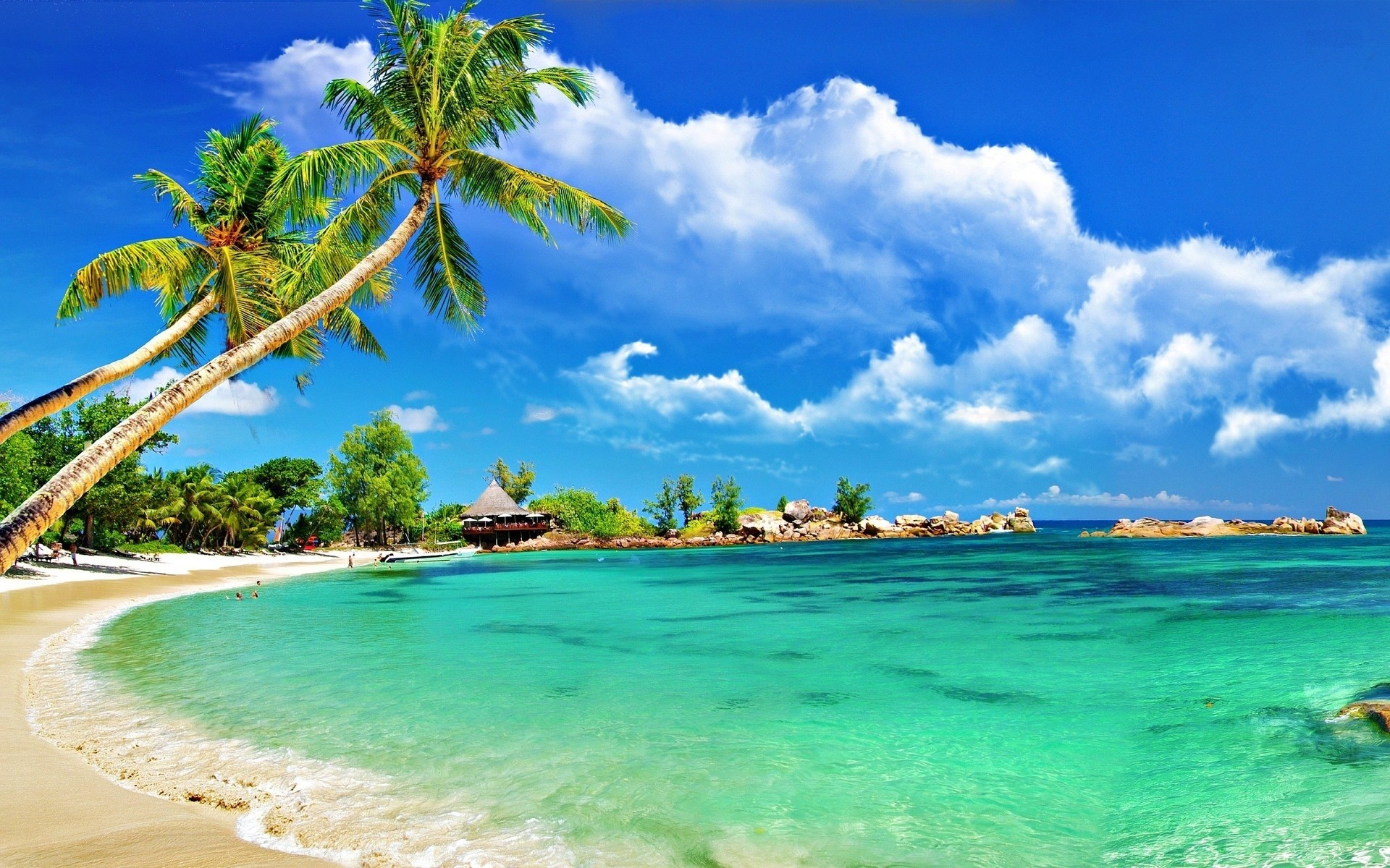 1920x1200 tropical beach hd image tropical beach hd wallpapers tropical beach .