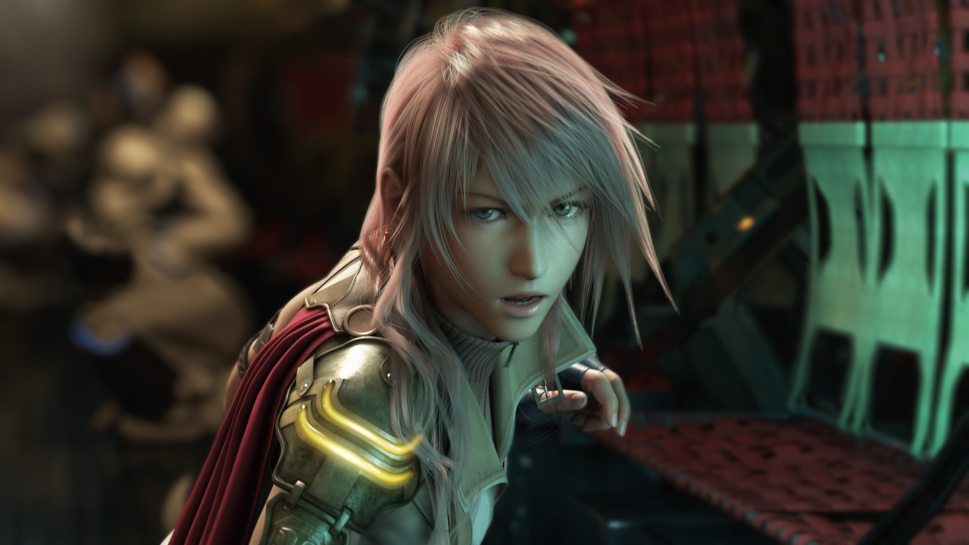 1920x1080 Final Fantasy, Final Fantasy XIII, Claire Farron, Video Games, Lightning  Wallpapers HD / Desktop and Mobile Backgrounds