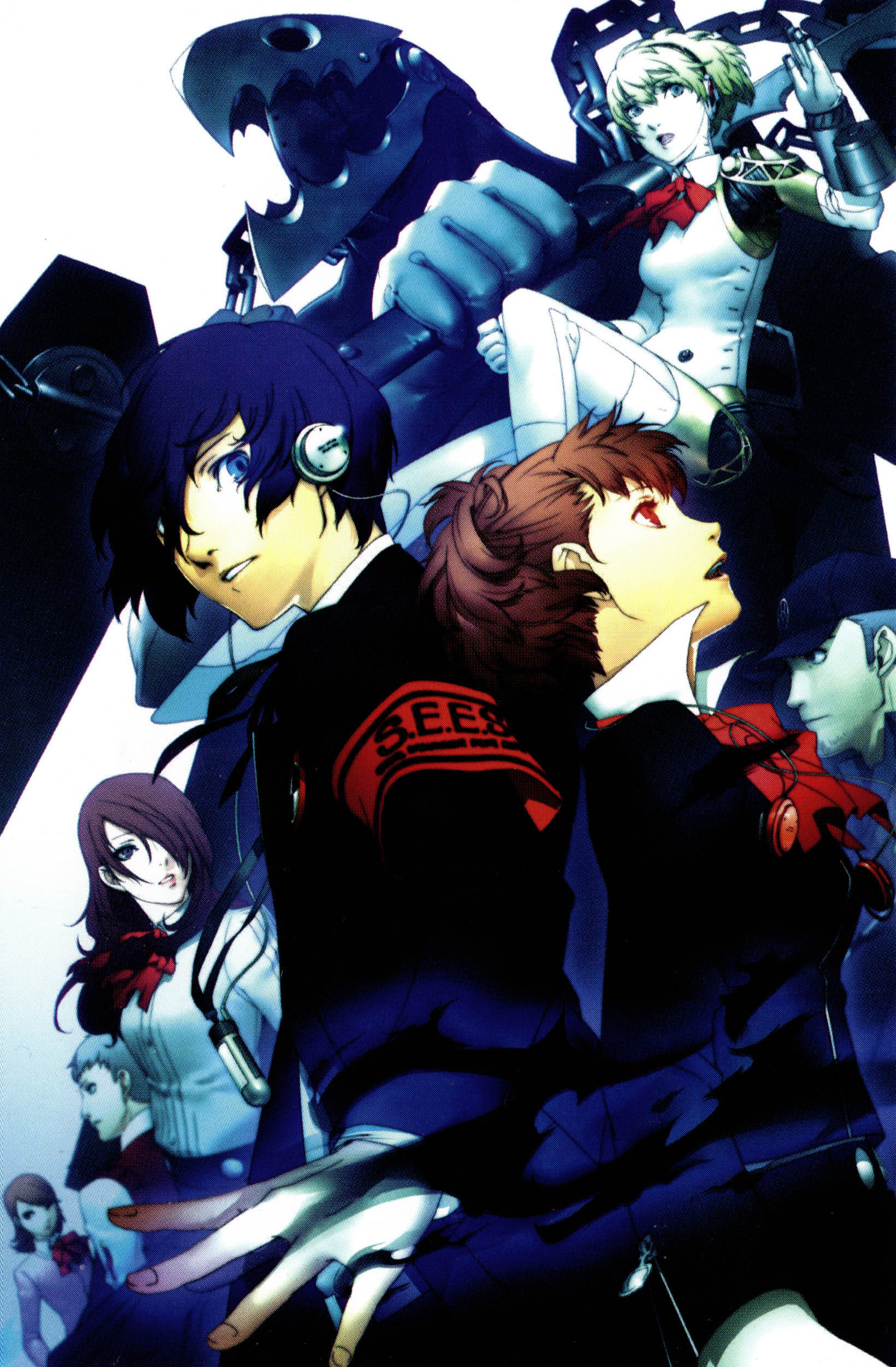 P3p wallpaper 66 images 1920x1080 wallpapers for persona 3 fes wallpaper hd voltagebd Images