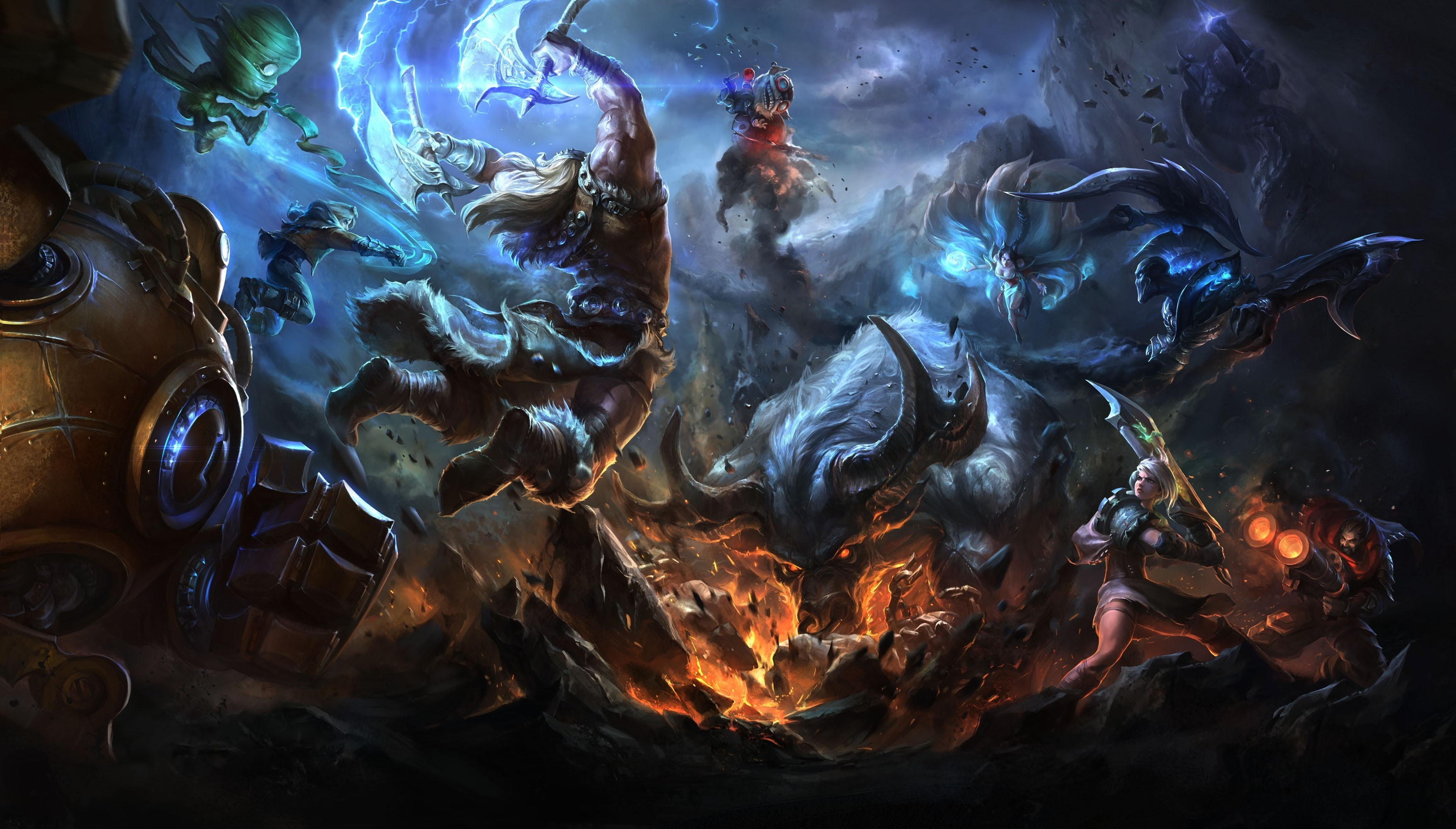 ezreal wallpapers 72 images