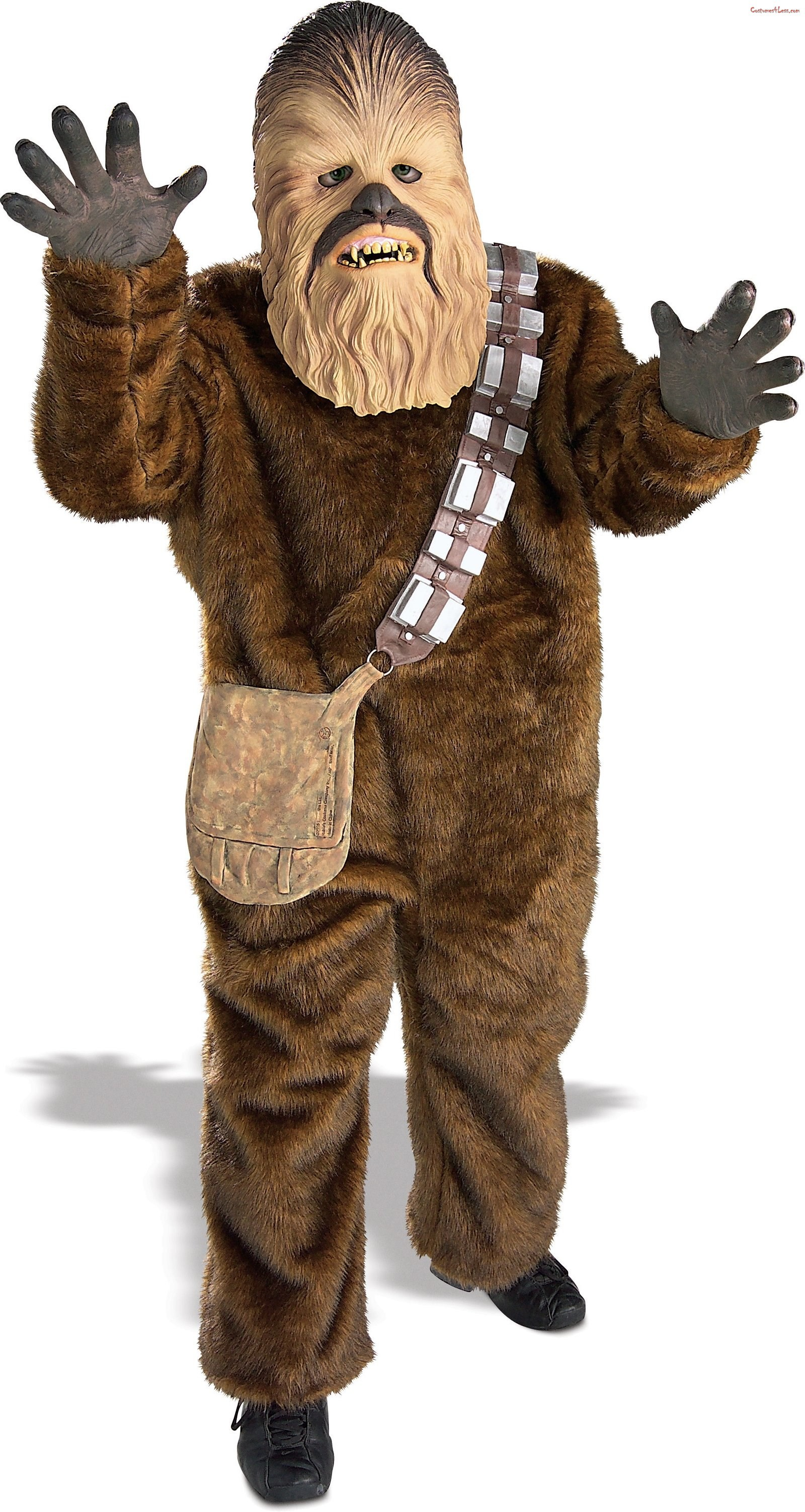 1600x3003  wallpaper horse tack, snout, star wars, chewbacca, costume