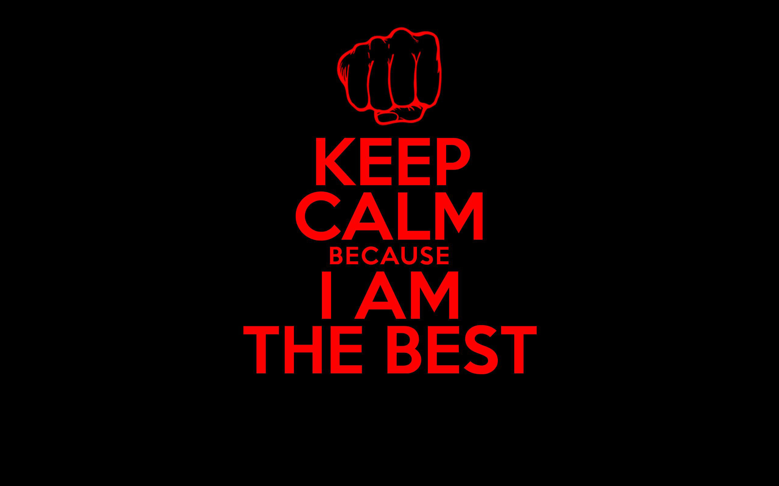 I Am The Best Wallpaper 86 Images
