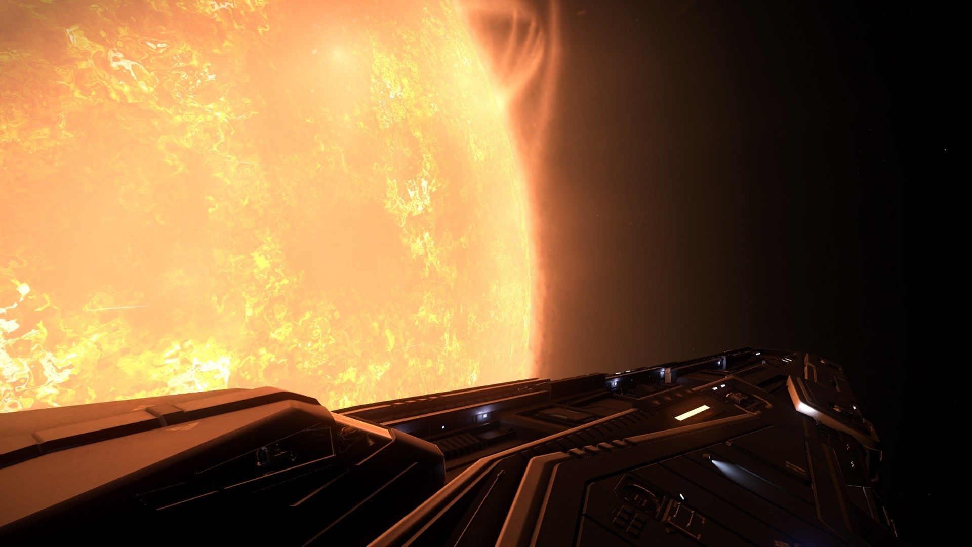 1920x1080 Elite: Dangerous, Science Fiction, Space, Sun, Video Games Wallpapers HD /  Desktop and Mobile Backgrounds