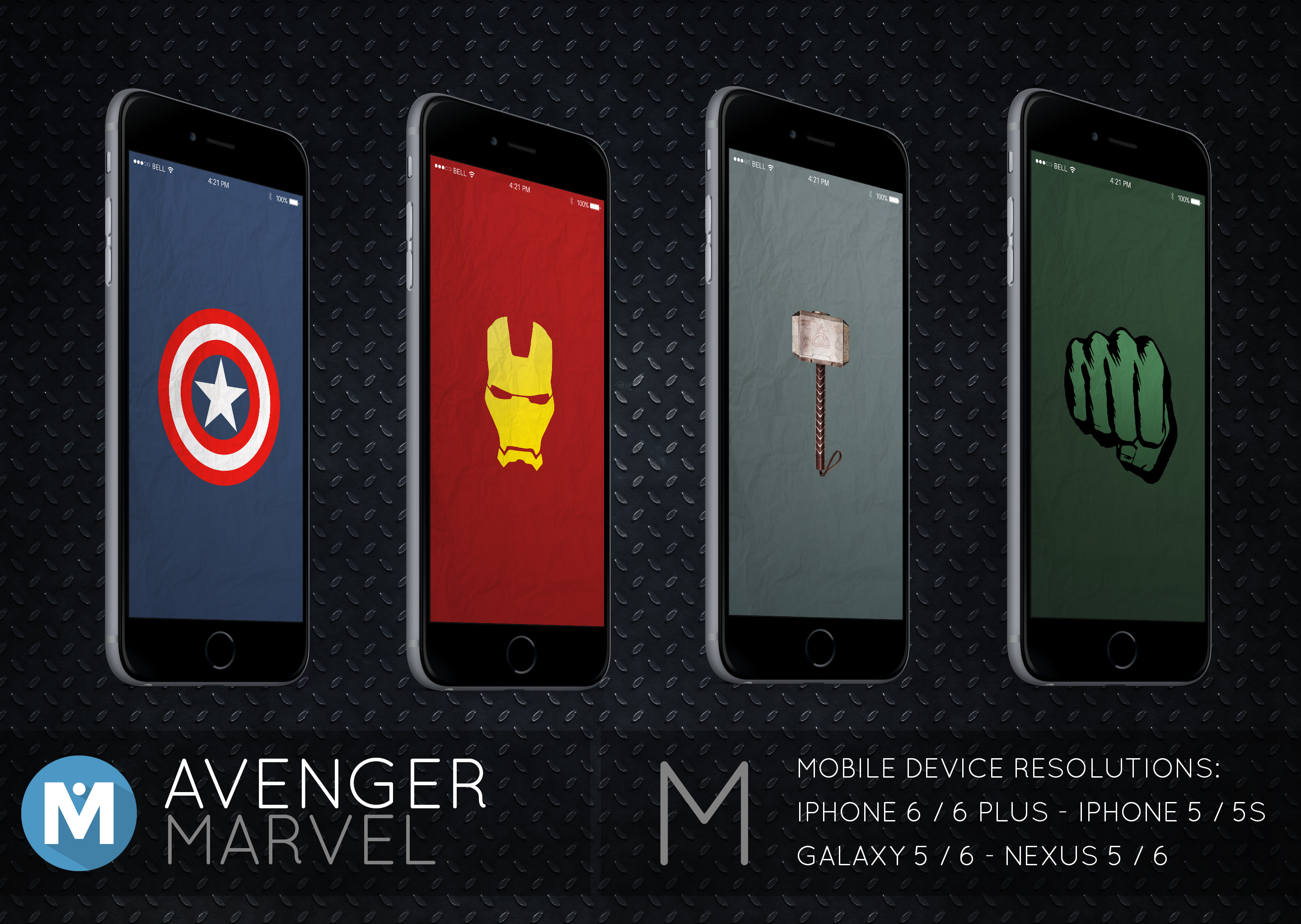 Marvel Wallpaper IPhone (80+ Images