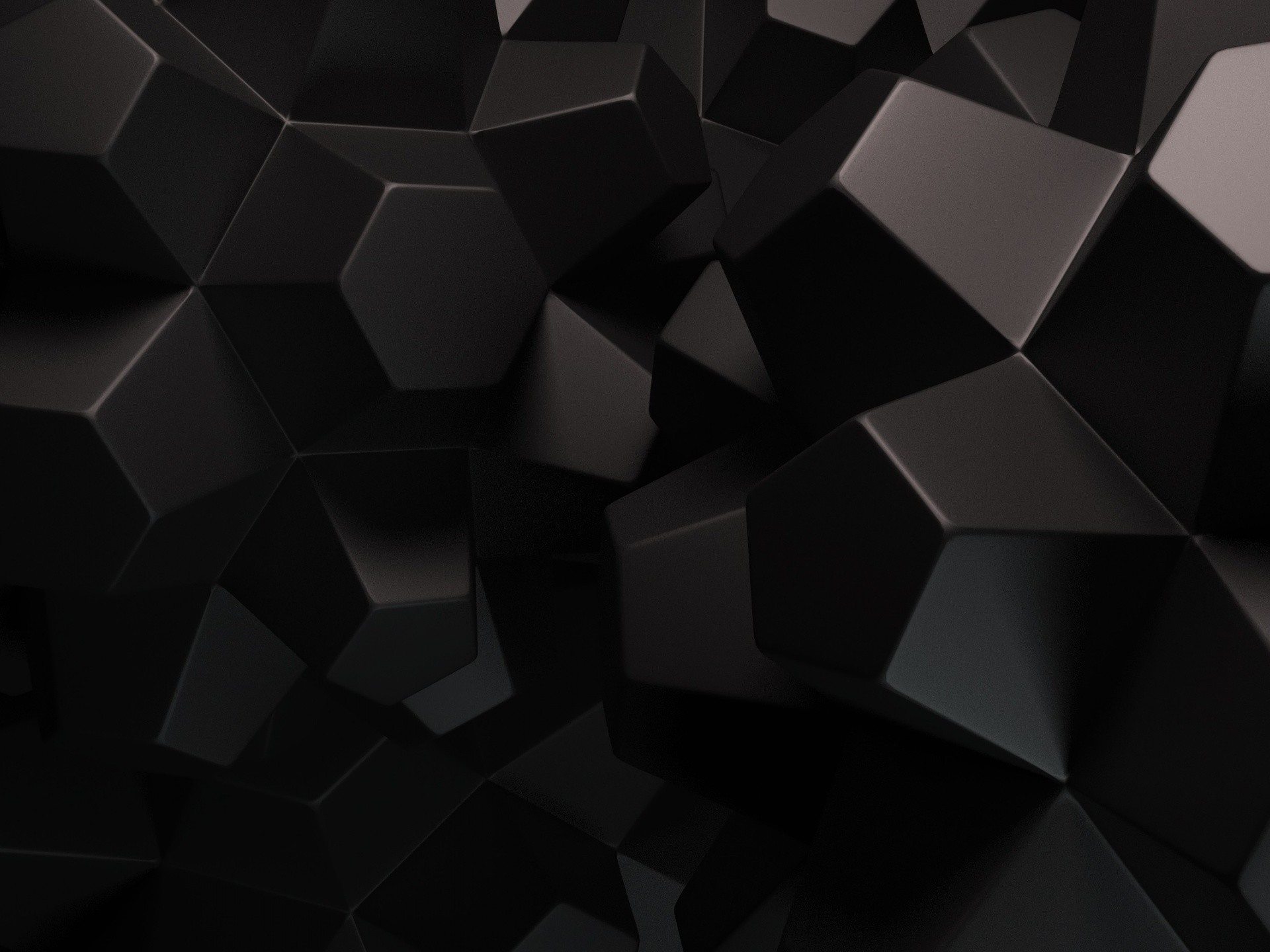1920x1440  Abstract Black Shapes. How to set wallpaper on your desktop?  Click the download link from above and set the wallpaper on the desktop  from your OS.