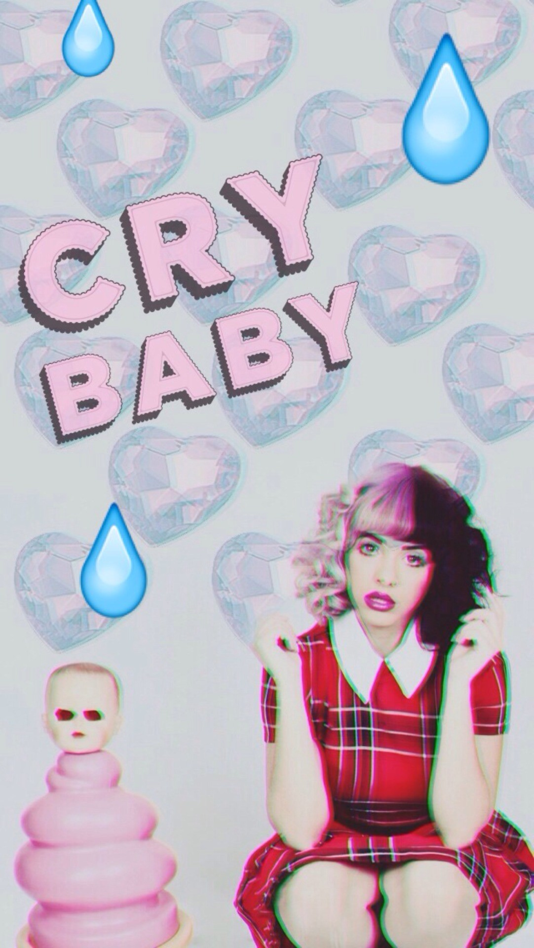 1082x1920 baes1c — Melanie Martinez 'cry baby' wallpapers! • like.