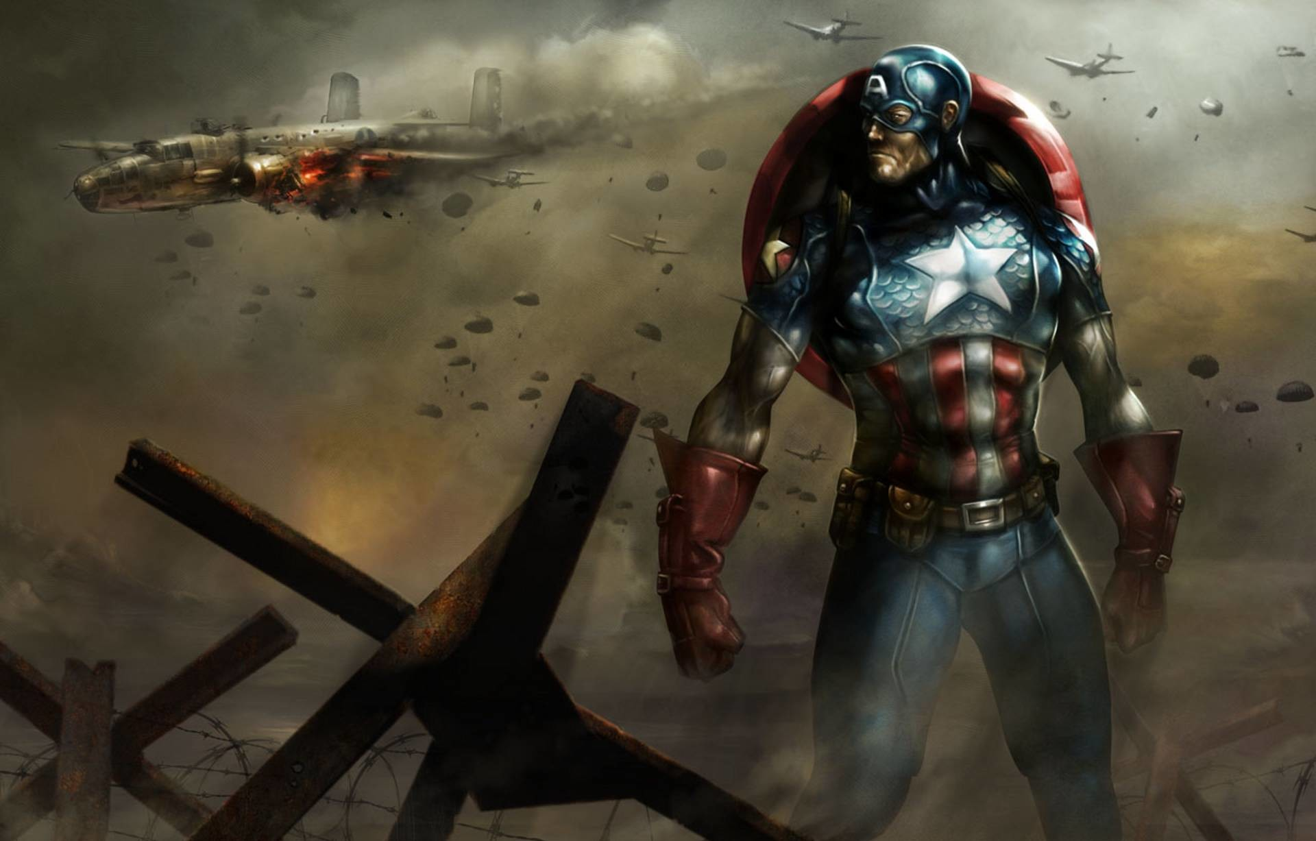 1920x1227 Marvel Comics, Chris Evans, Iron Man, The First Avenger, The Winter Soldier  · Marvel Comics, Hd Wallpaper ...