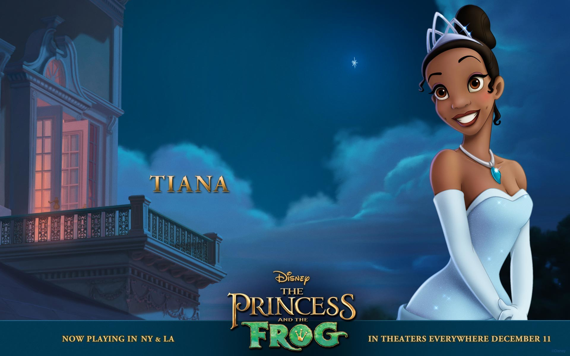 1920x1200 The Princess And The Frog wallpapers disney movie