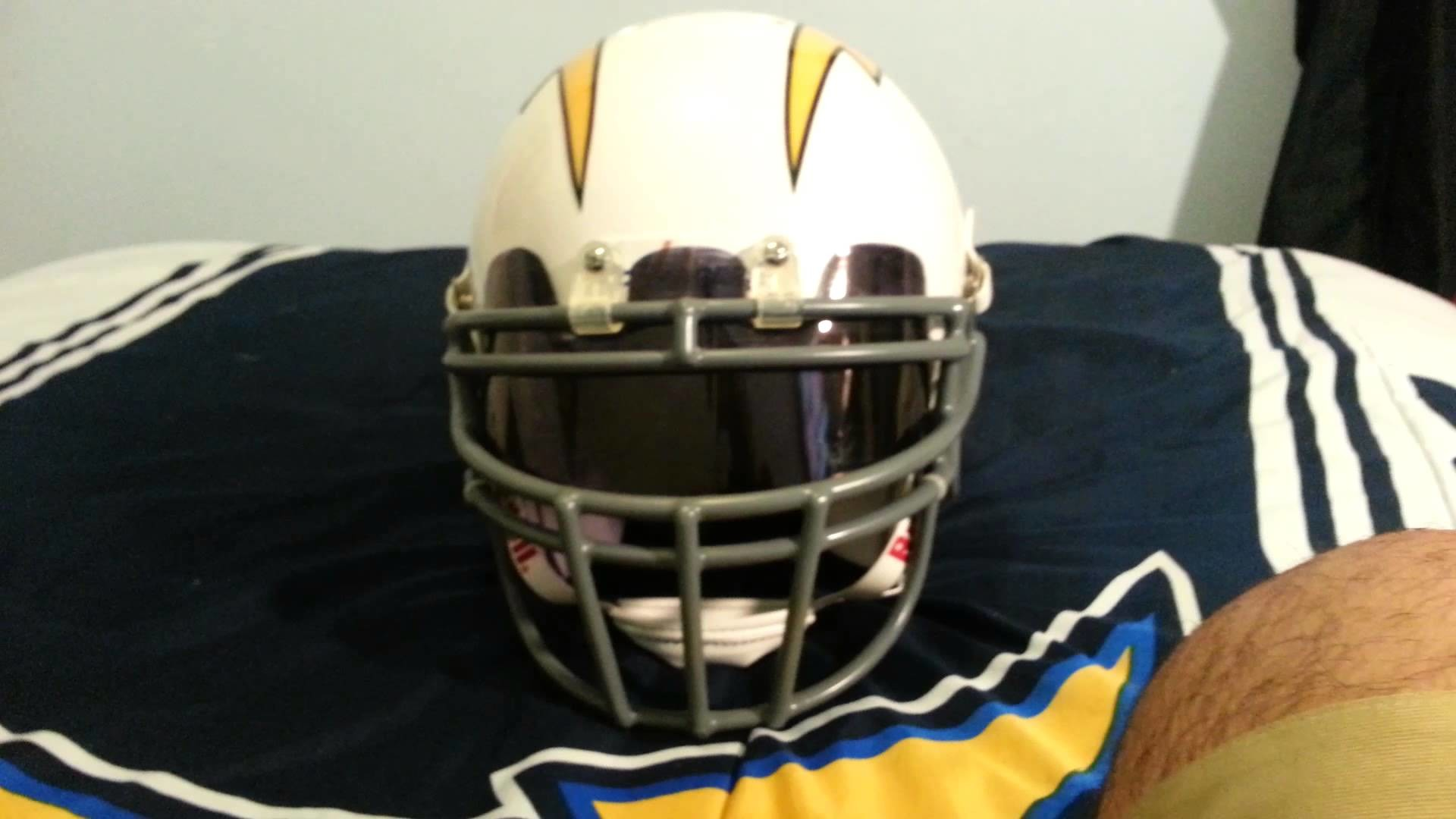1920x1080 LaDainian Tomlinson throwback chargers helmet!