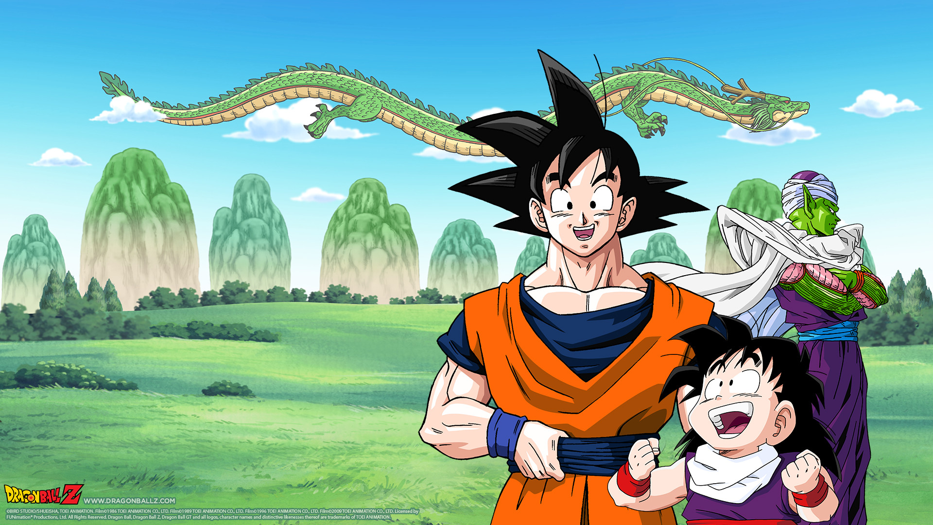 Dragon Ball Gt Wallpapers 64 Images