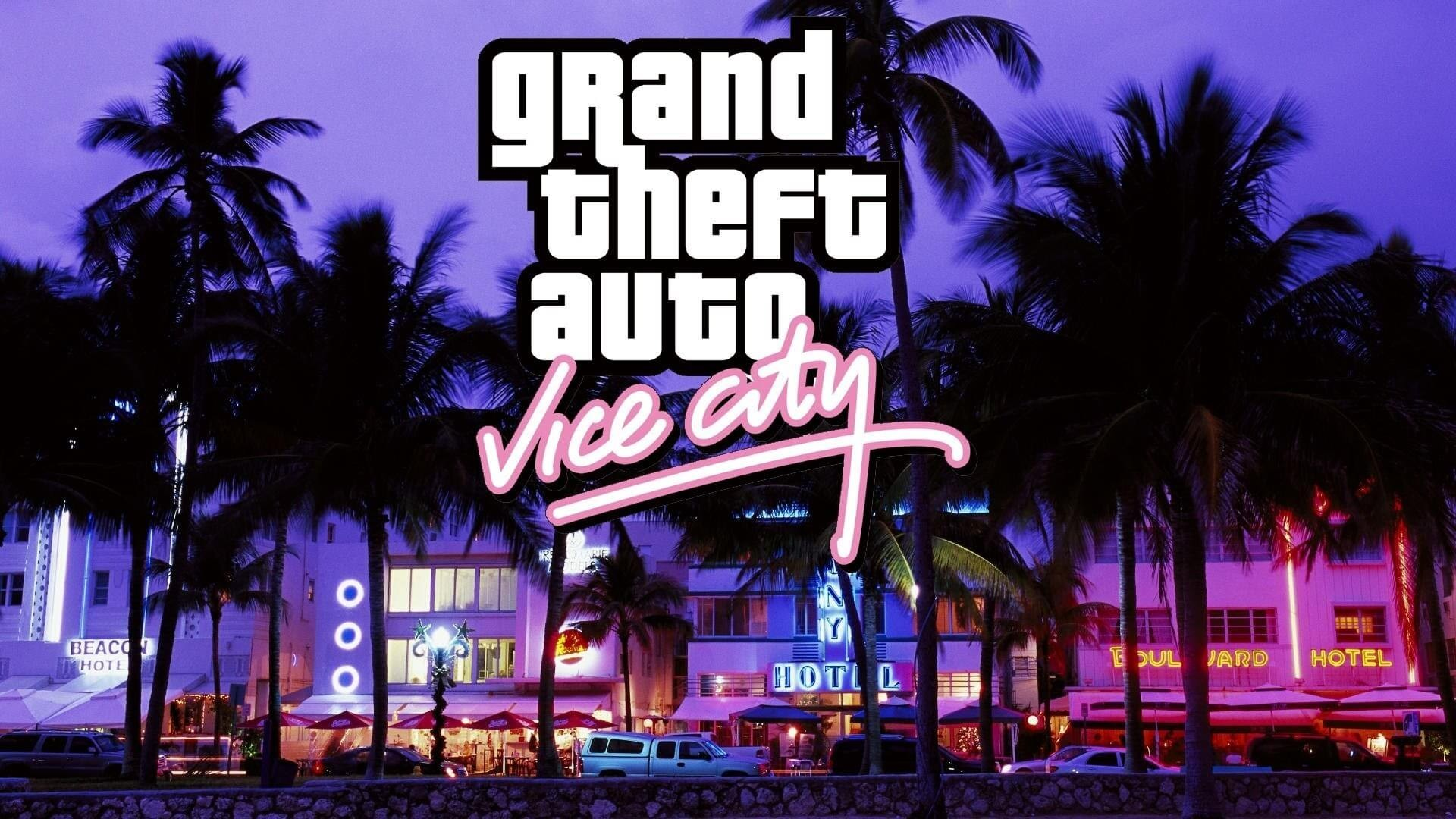 1920x1080 Grand Theft Auto: Vice City Cheat Codes for Xbox