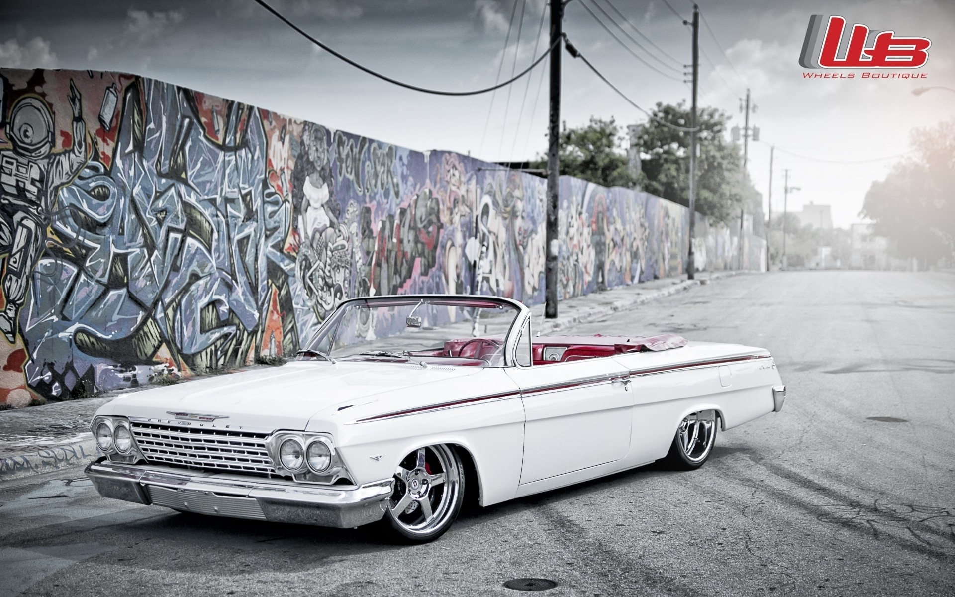1920x1200 Vehicles - Lowrider Chevrolet Wallpaper
