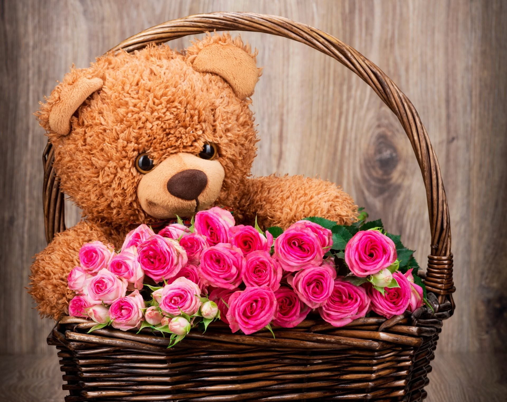 cute teddy bear wallpaper (50+ images)