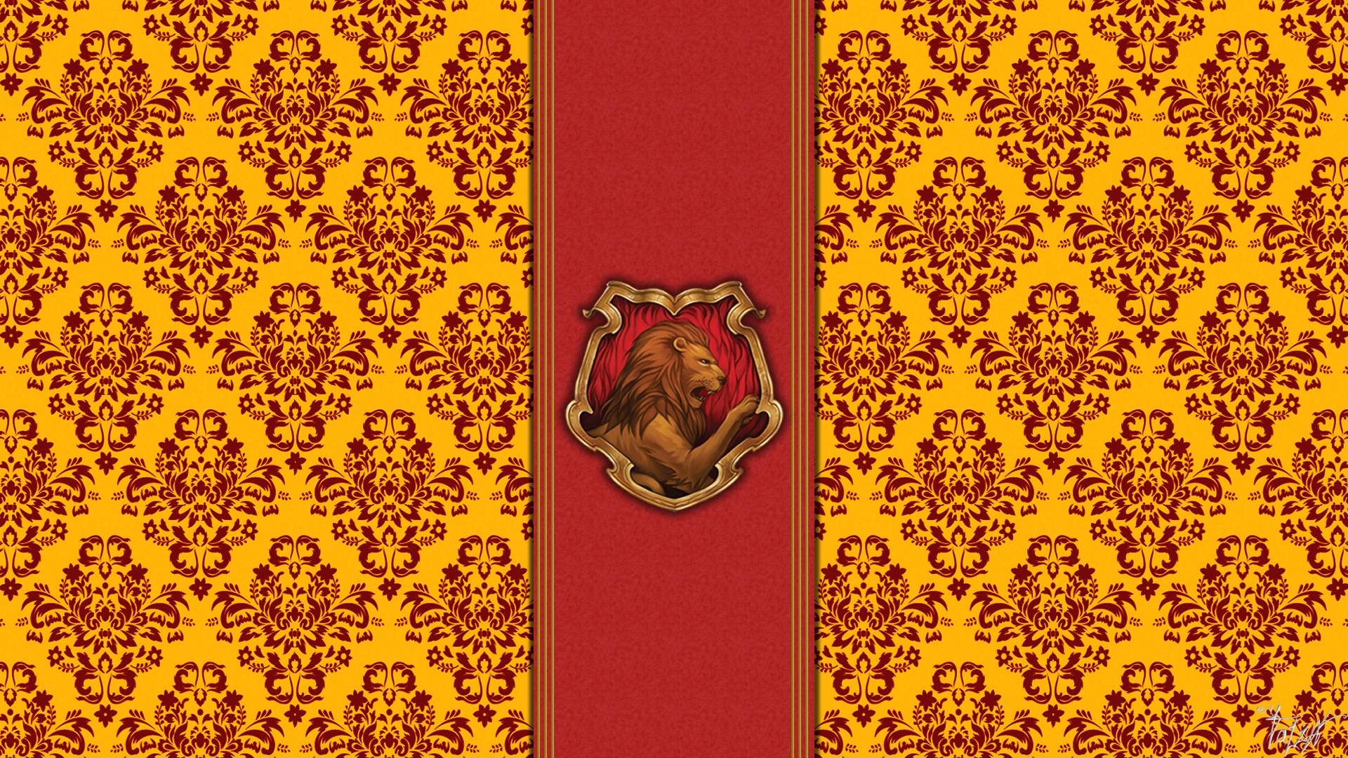 1920x1080 Gryffindor Iphone 5 Wallpaper - Viewing Gallery