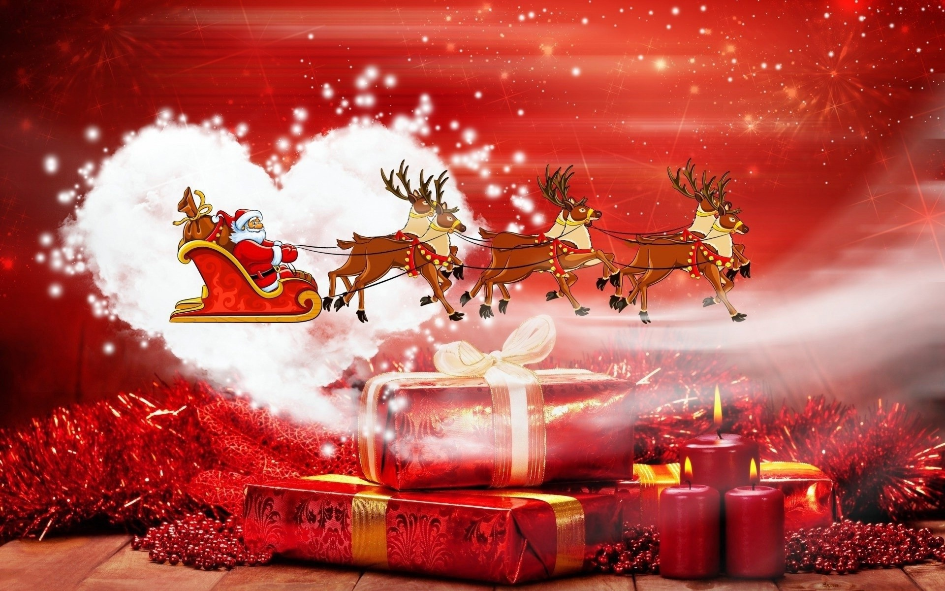 Santa Claus Wallpapers (73+ Images