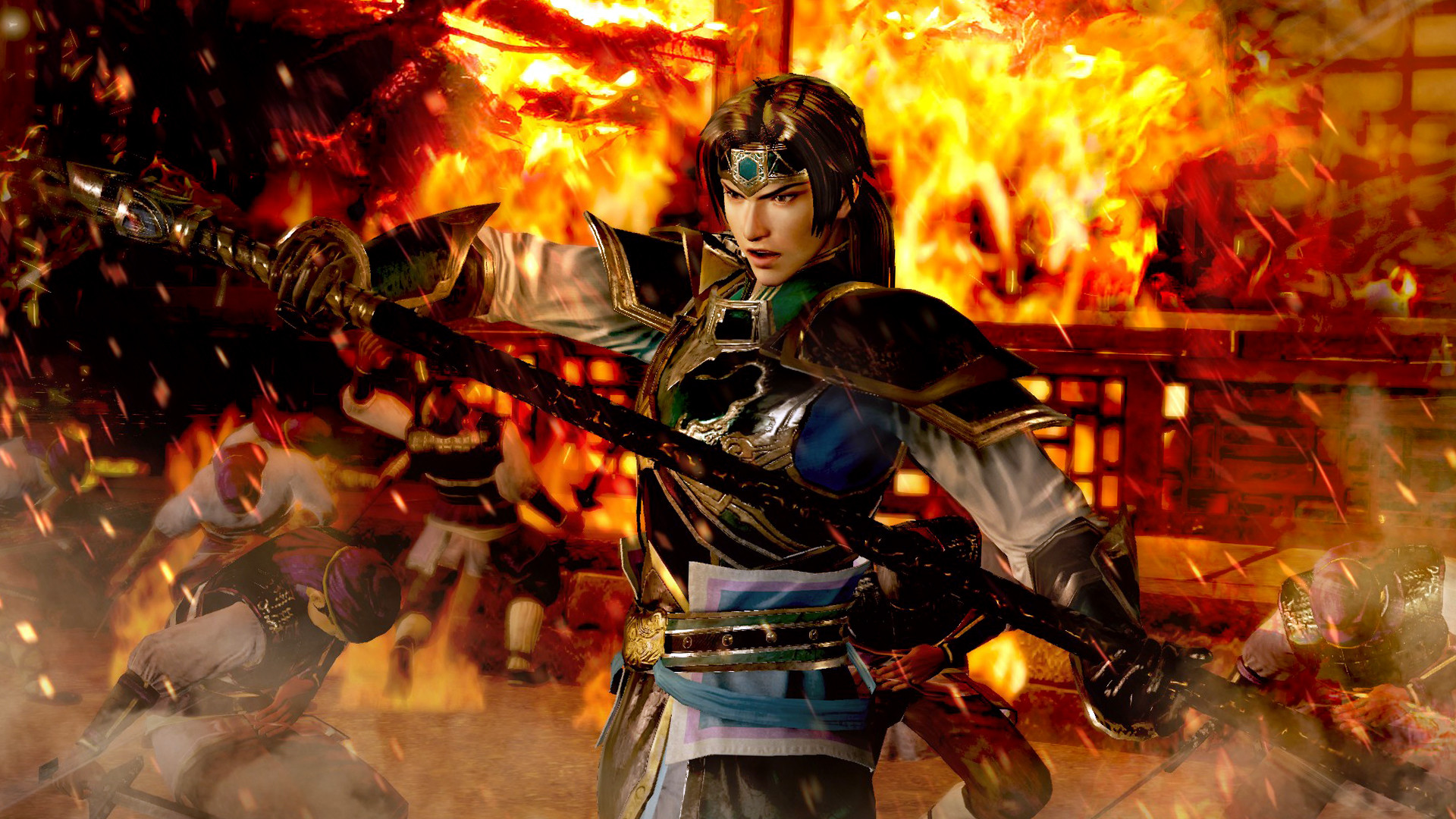 1920x1080 Dynasty Warriors 8 Wallpapers, Widescreen Wallpapers of Dynasty