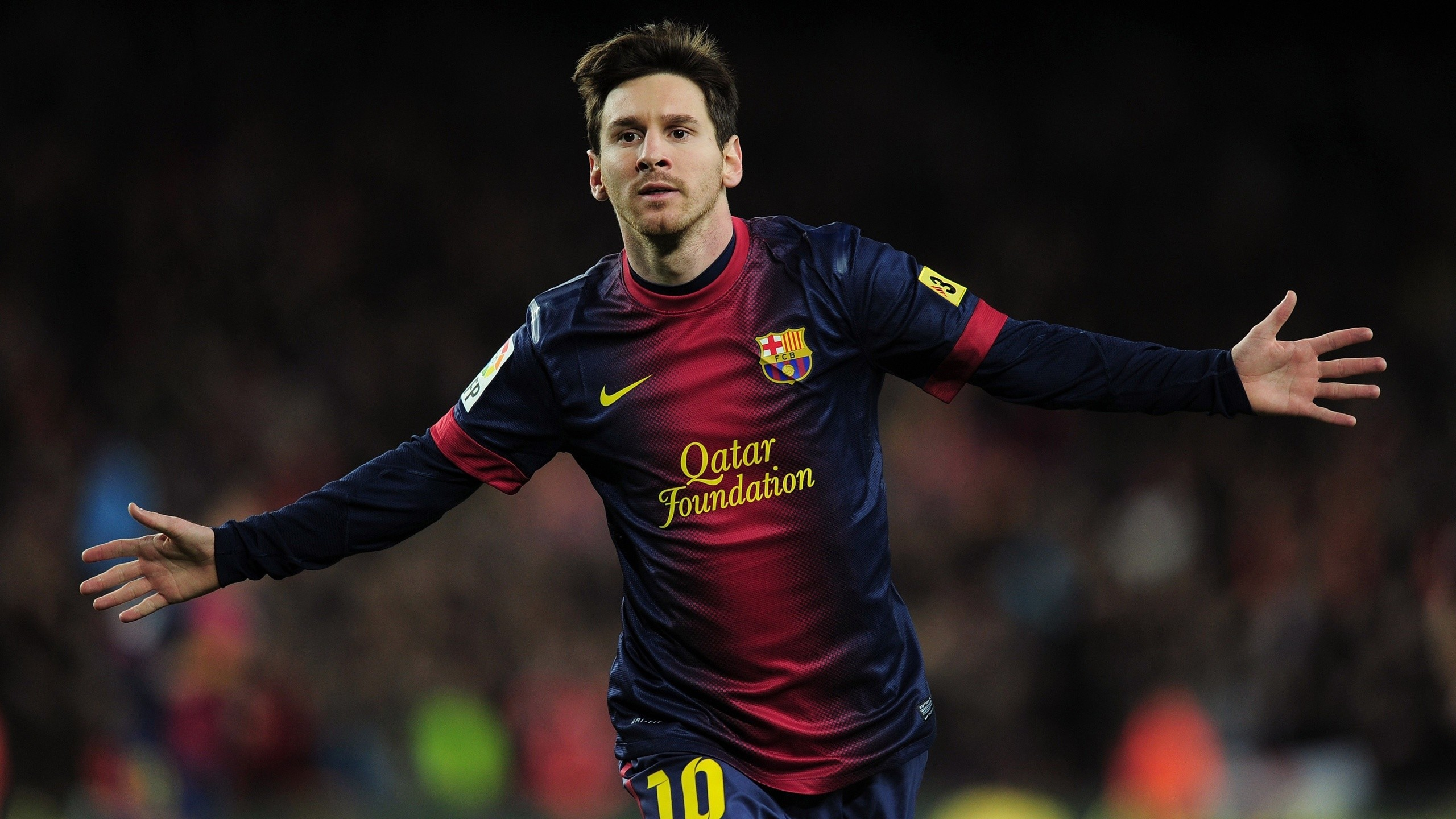 2560x1440 HD Wallpaper | Background Image ID:521476.  Sports Lionel Messi