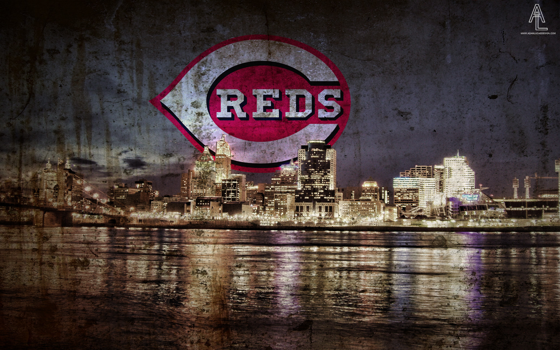 1920x1200 Cincinnati Reds Iphone Wallpaper High Definition
