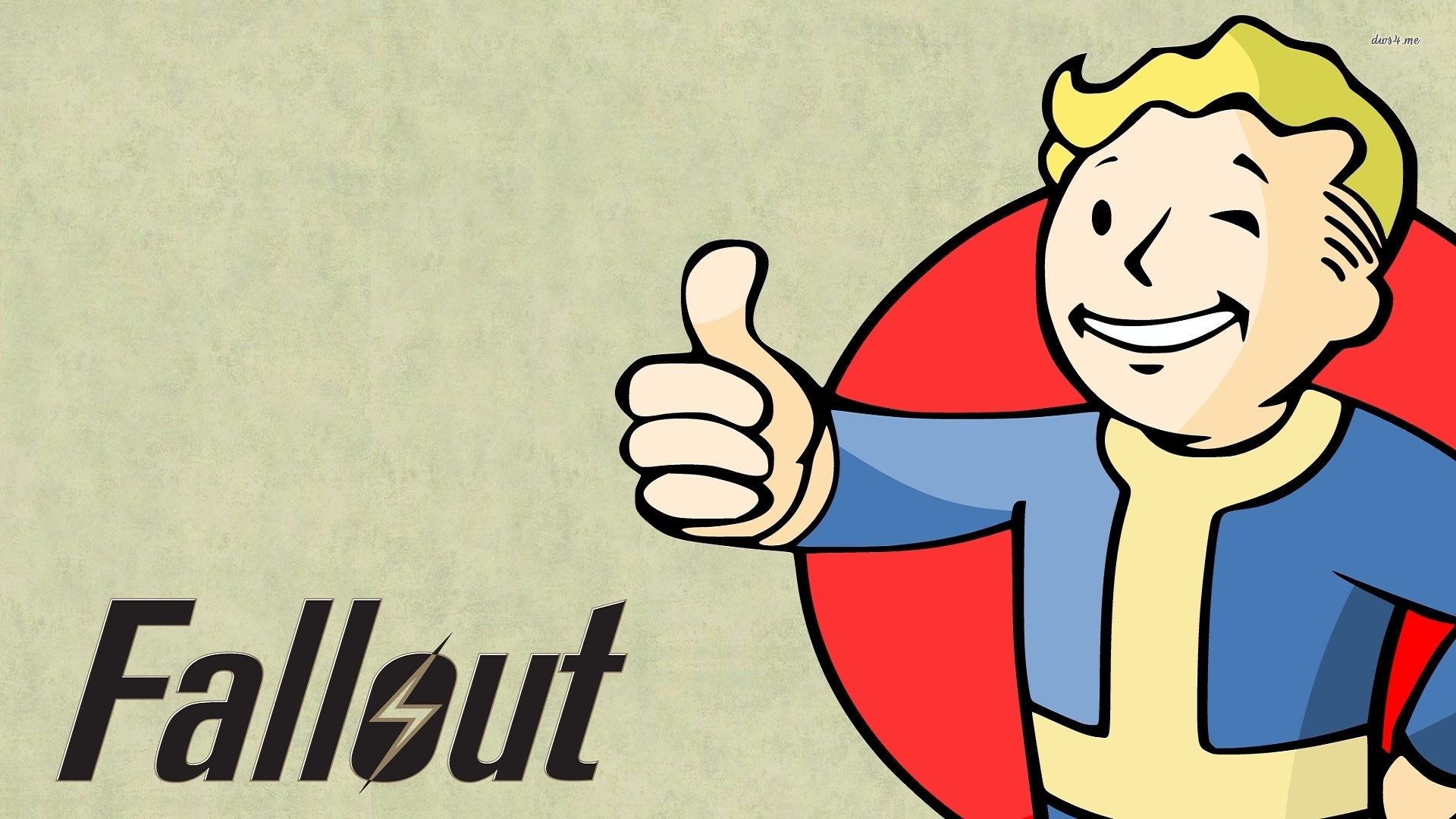 1920x1080 Vault Boy - Fallout wallpaper 1280x800 Vault Boy - Fallout wallpaper .