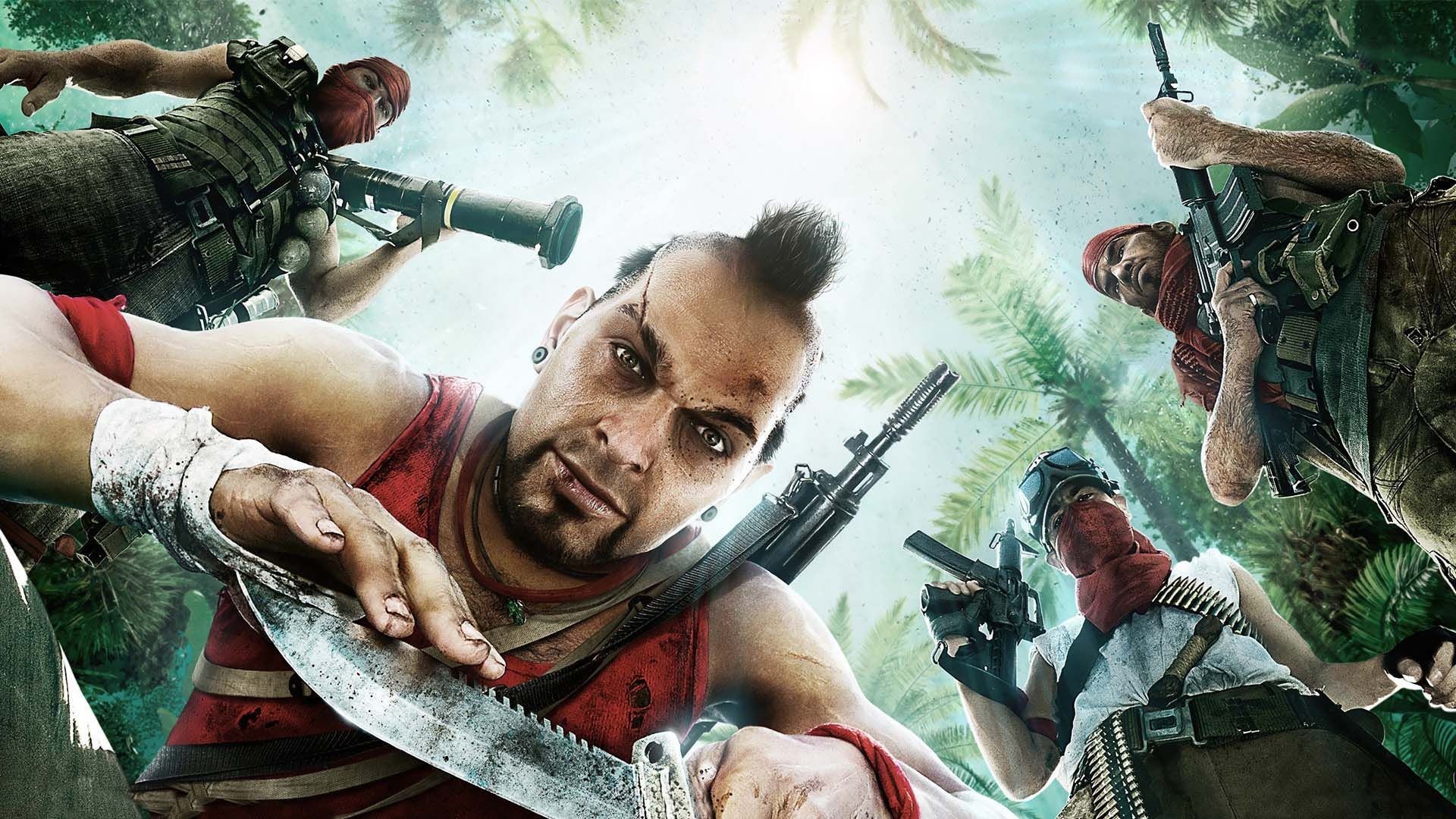 1920x1080 Vaas Far Cry 3 02 | HD Games Wallpaper Free Download ...