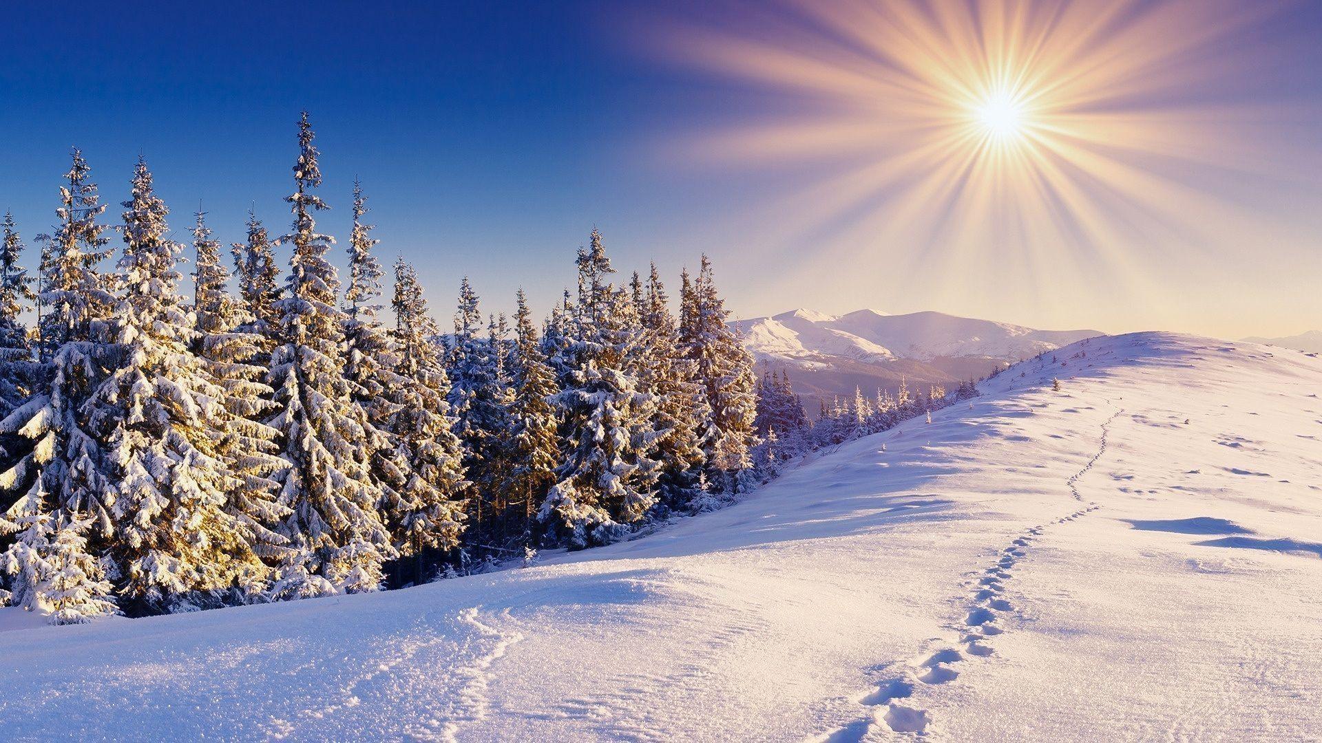 Winter HD Widescreen Wallpaper (78+ images)