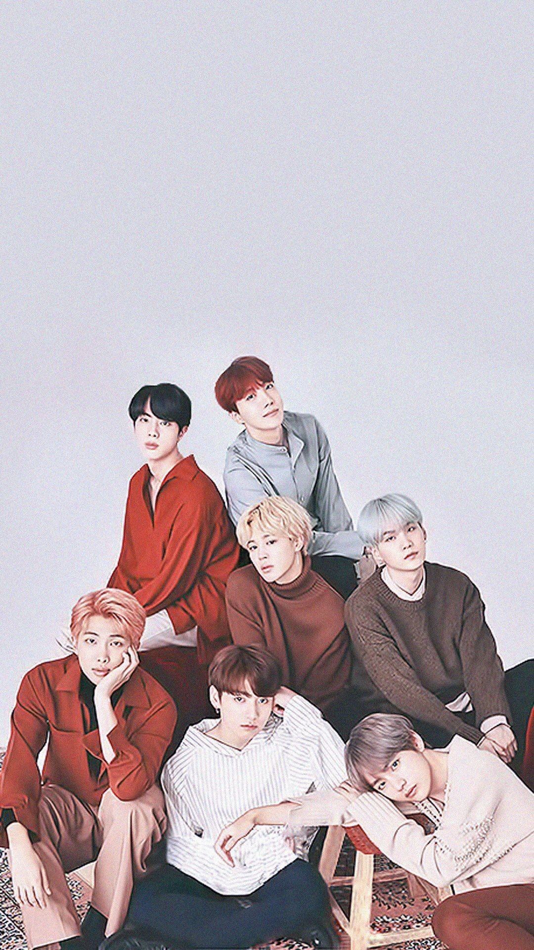 1080x1920 BTS 2018 Nonno Extra Edition in Japan