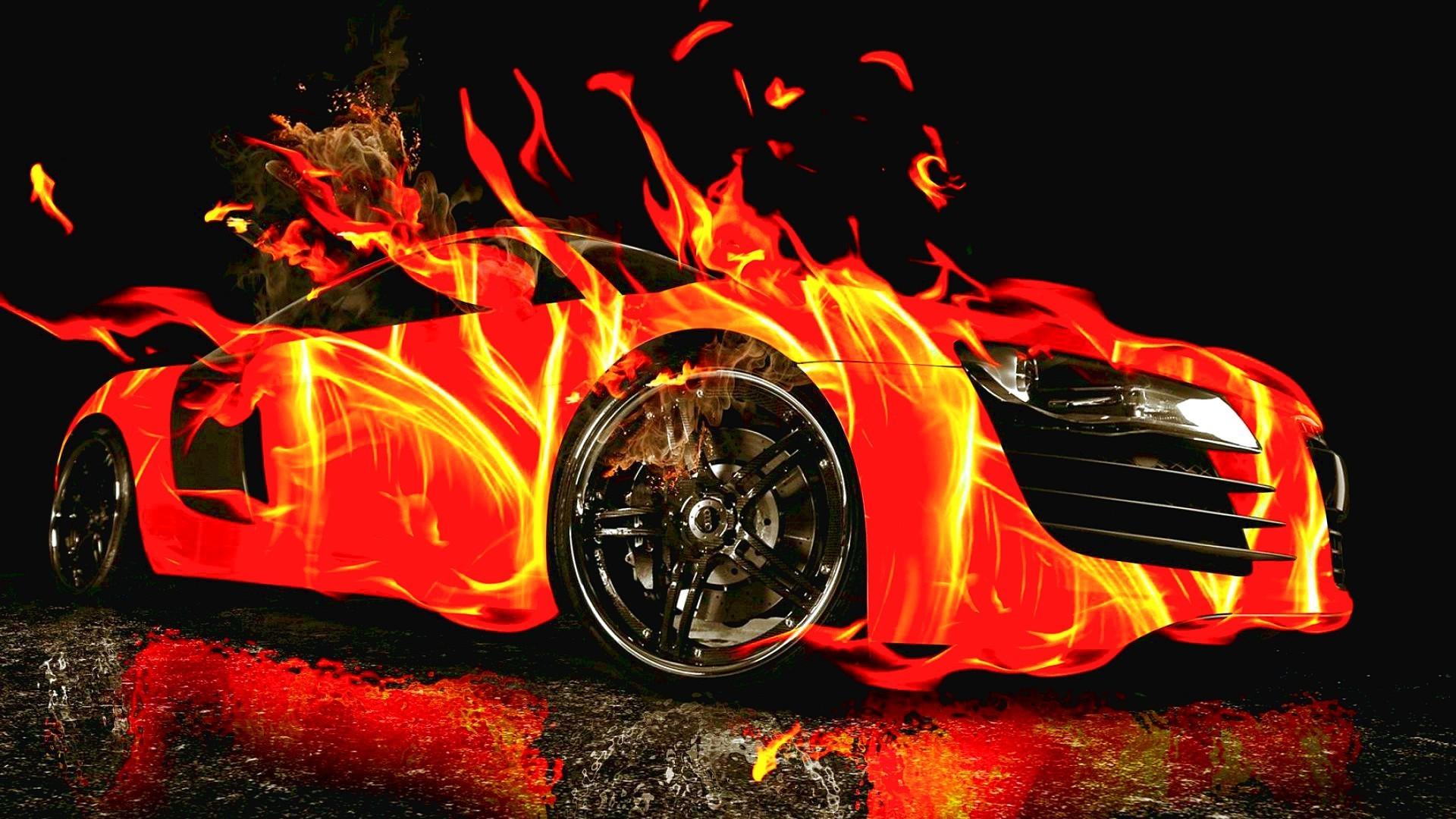 Neon Car Wallpaper 89 Images