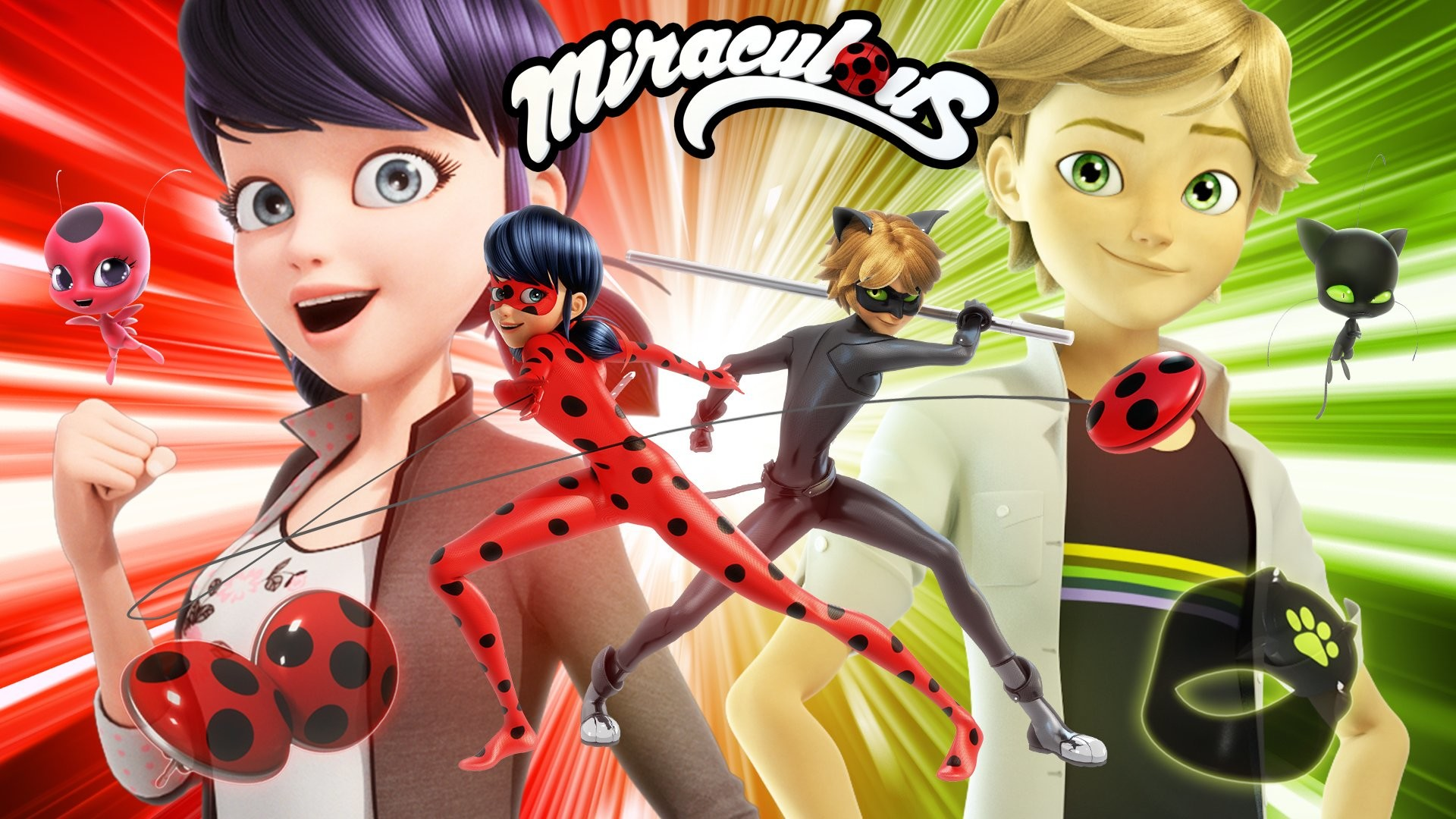 1920x1080 Image result for miraculous ladybug