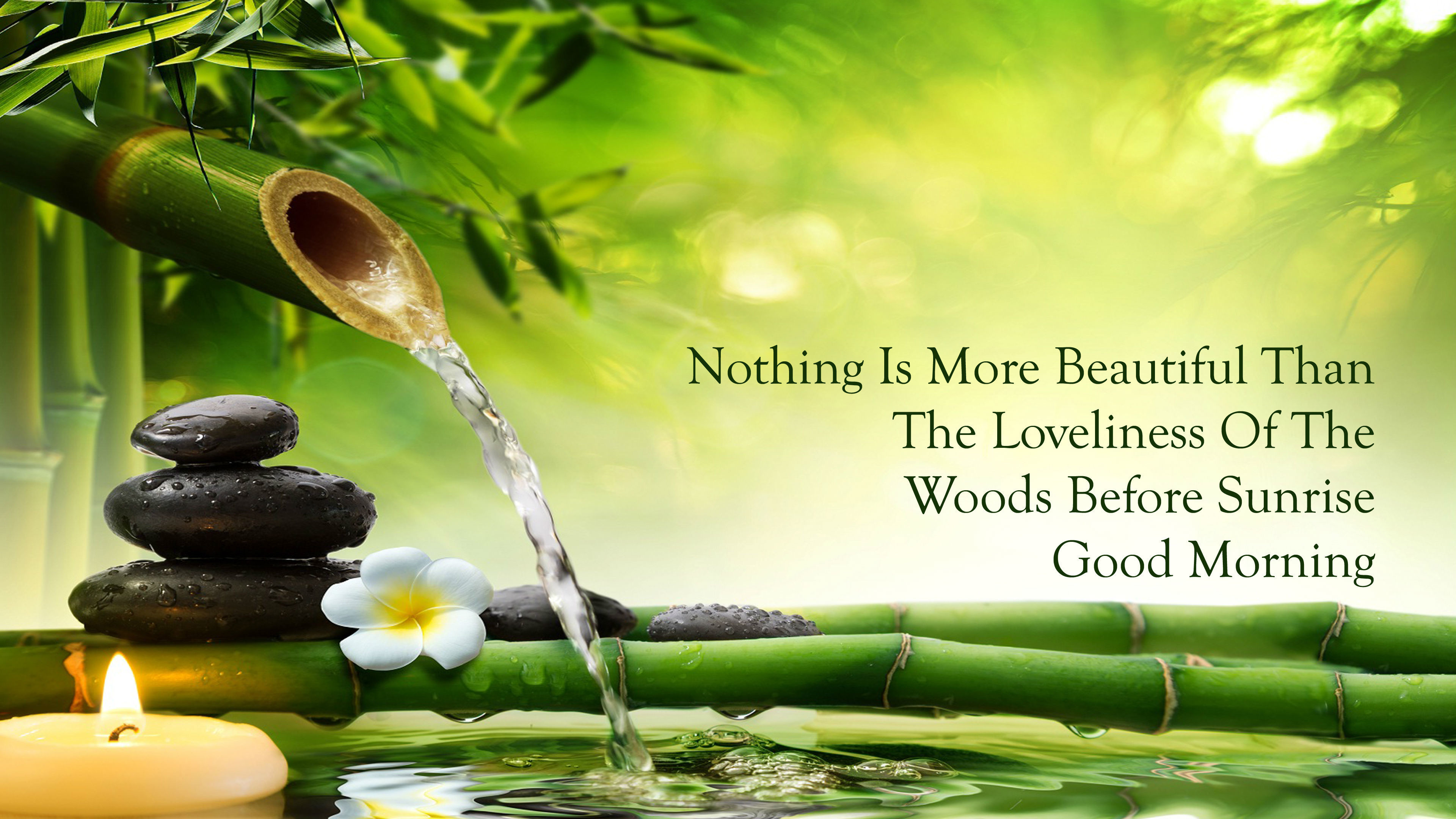 3840x2160 ... Good Morning Images With Nature Quotes 17 Desktop Good Morning Nature K  Ultra Hd A With ...