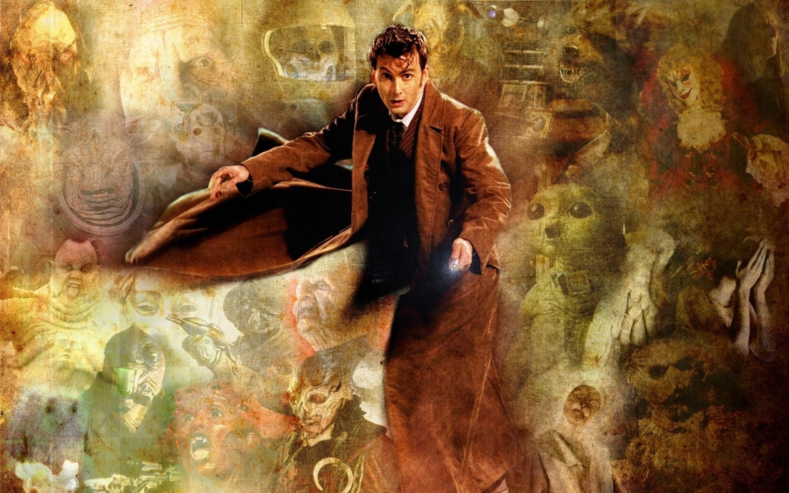 Tenth Doctor Wallpaper 67 Images