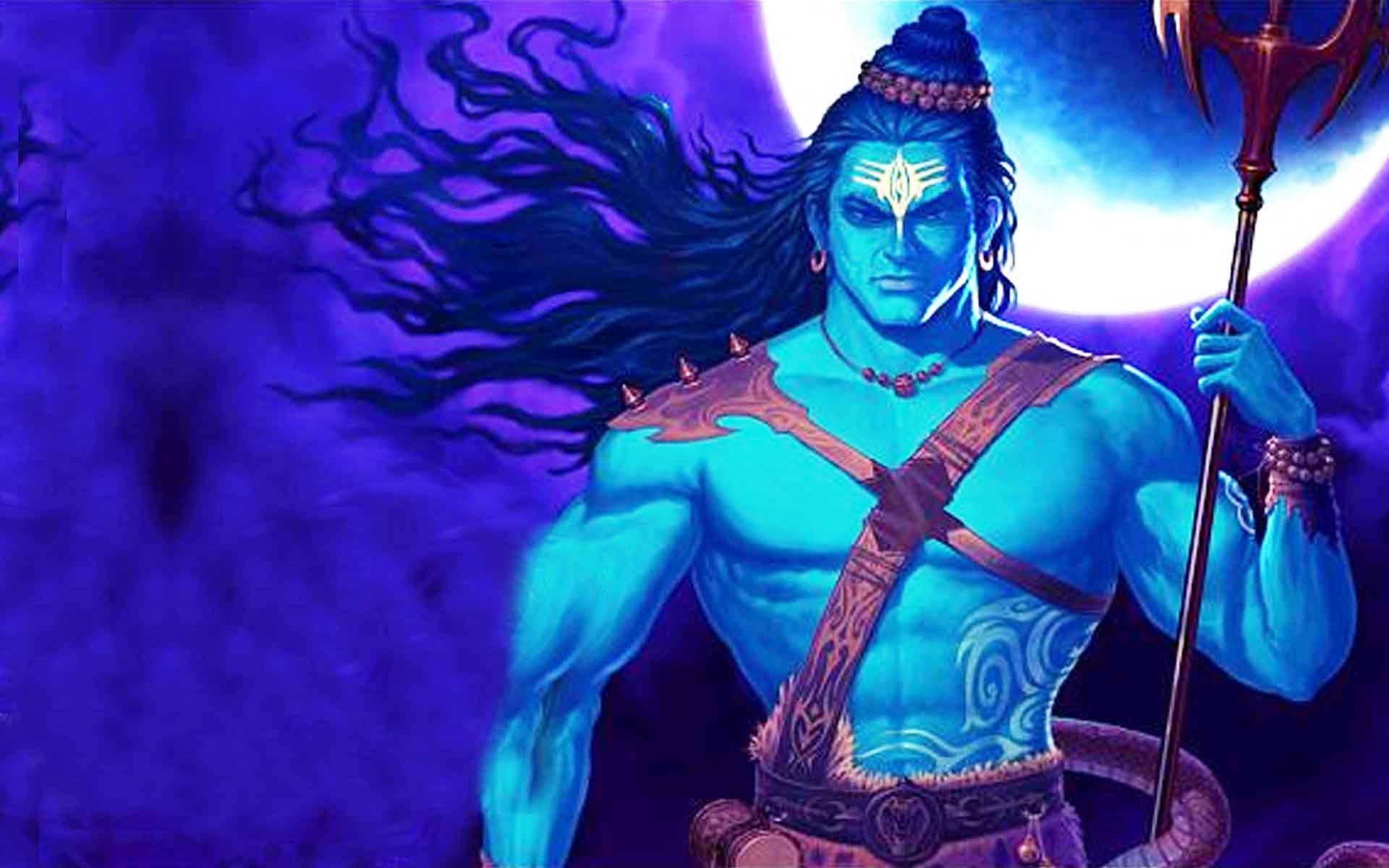 Lord Shiva Wallpapers High Resolution (73+ images)