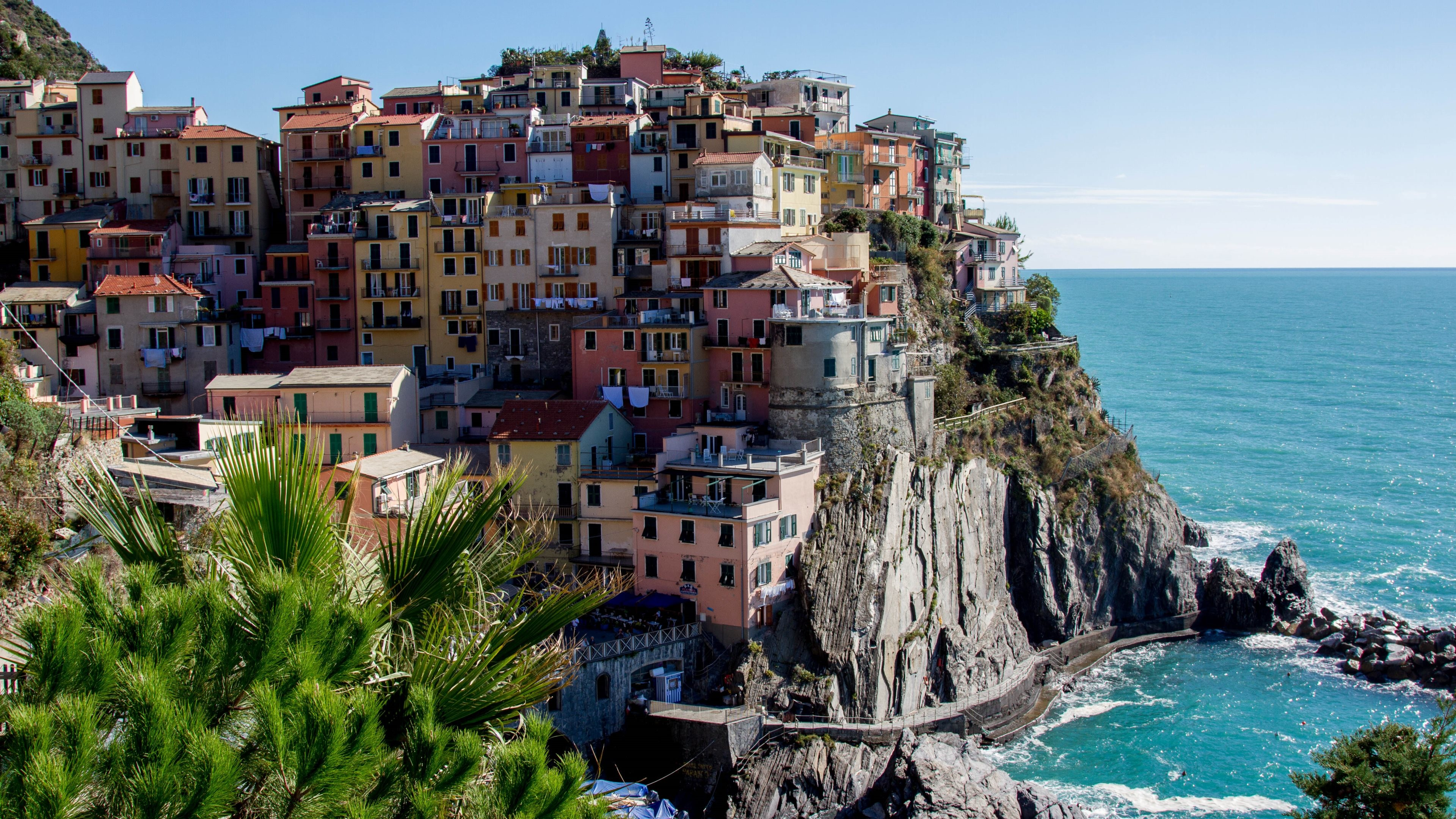 3840x2160 Manarola 4K Gallery | HD Wallpapers · 4K