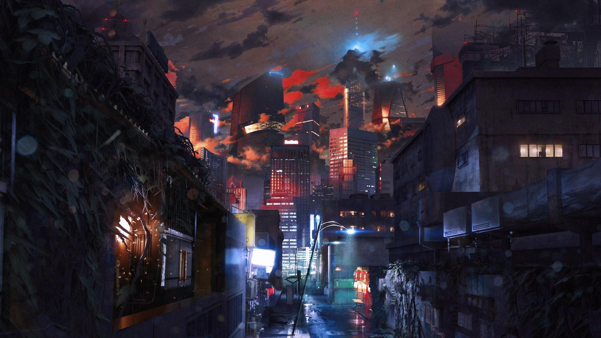 Cyberpunk 2077 City Wallpaper: Cyberpunk Wallpapers (87+ Images