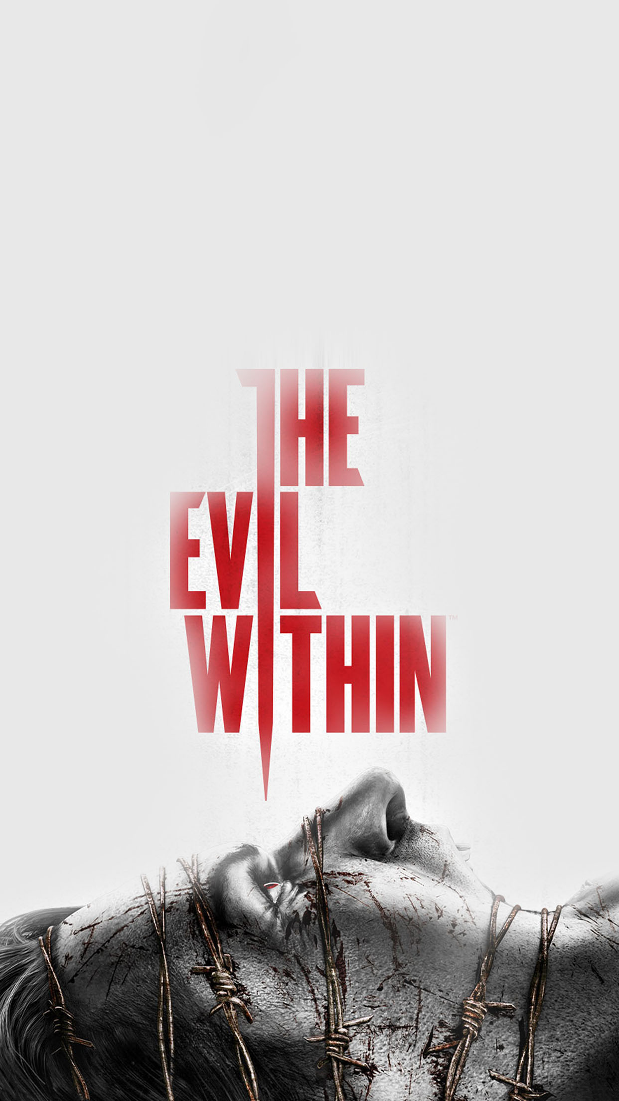 Res: 1242x2208, The Evil Within Poster Horror Movie Android Wallpaper ...