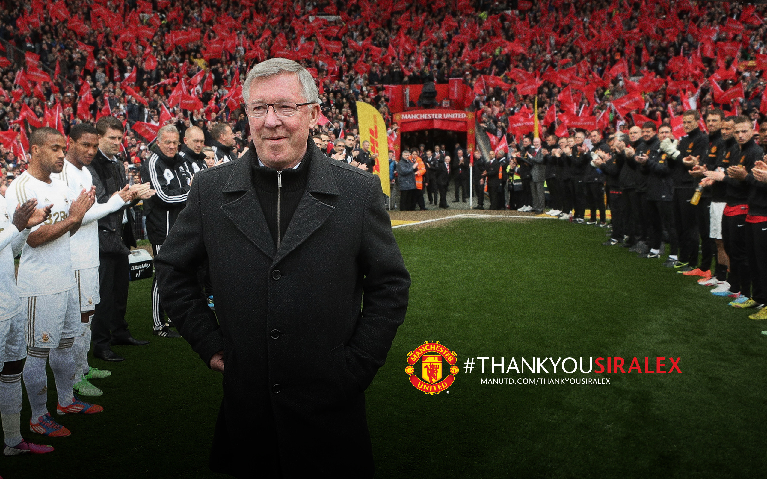 2560x1600 ... EXCLUSIVE WALLPAPER : SIR ALEX FERGUSON | #united family blogsssss ...