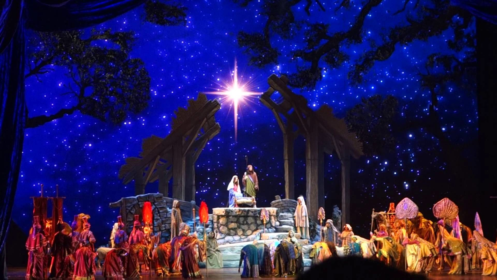 100 Holiday Scenes Wallpaper Hd Wallpapers: Nativity Scene Wallpapers (55+ Images