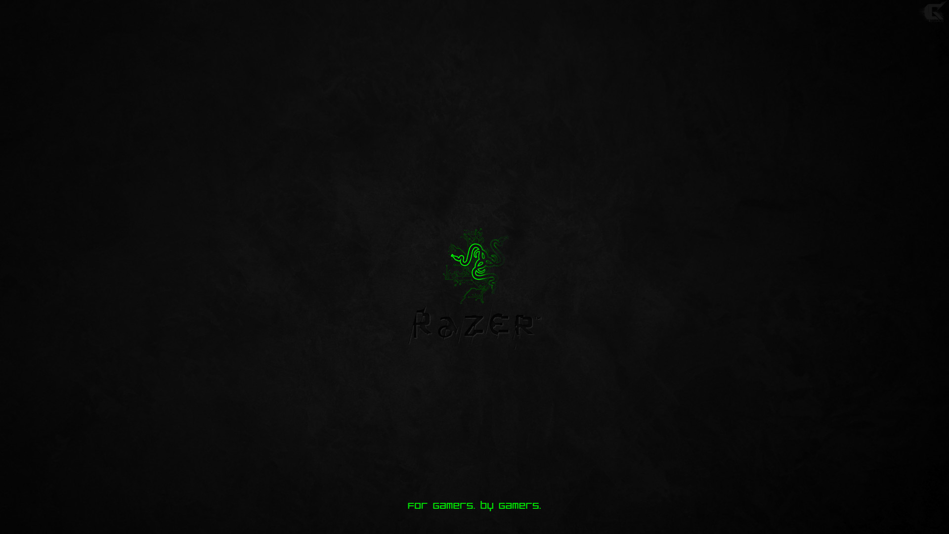 1920x1080 1920x1080 Wallpaper razer, logo, symbol, shape