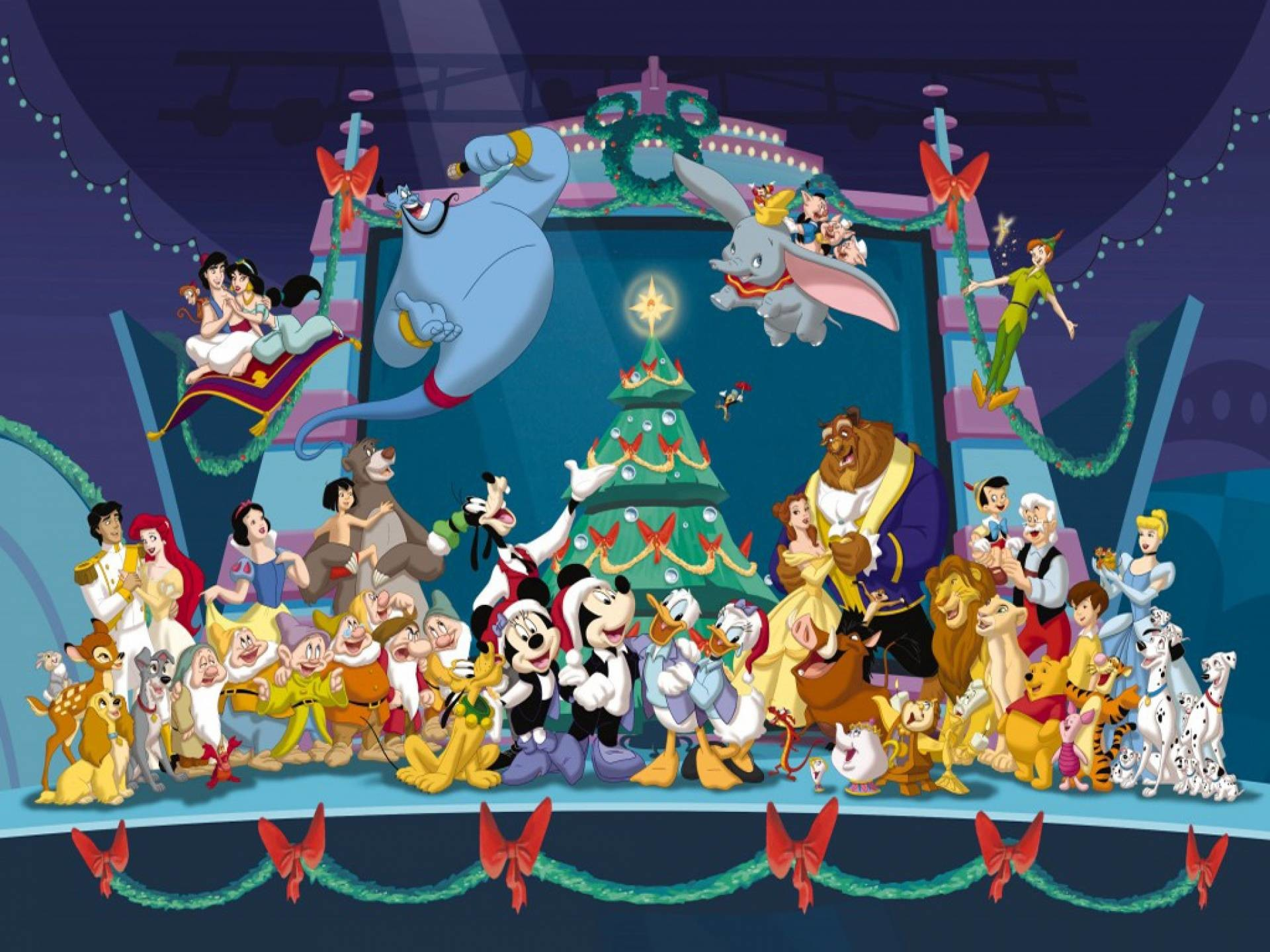 1920x1440 Pix For > Disney Characters Wallpaper