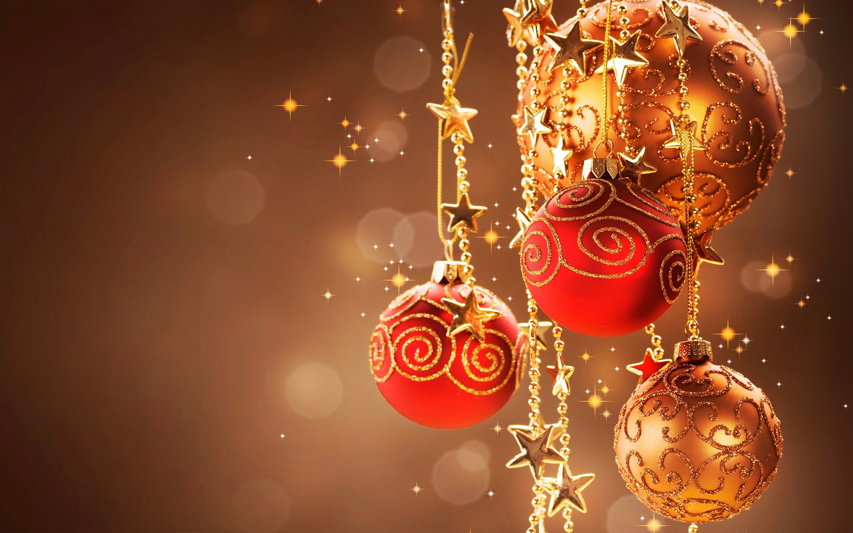 2880x1800 Fantastic Christmas Wallpaper 40201