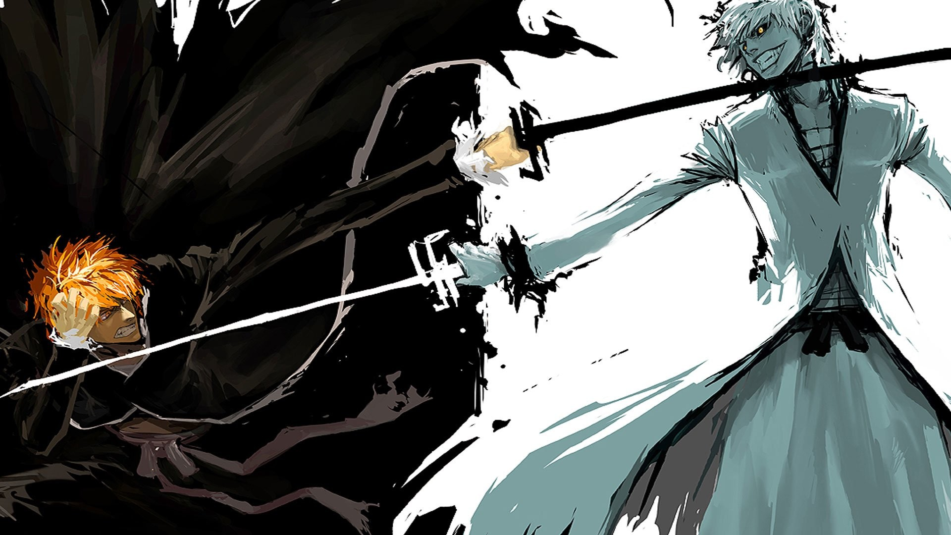 1920x1080 HD Wallpaper | Background ID:2499.  Anime Bleach
