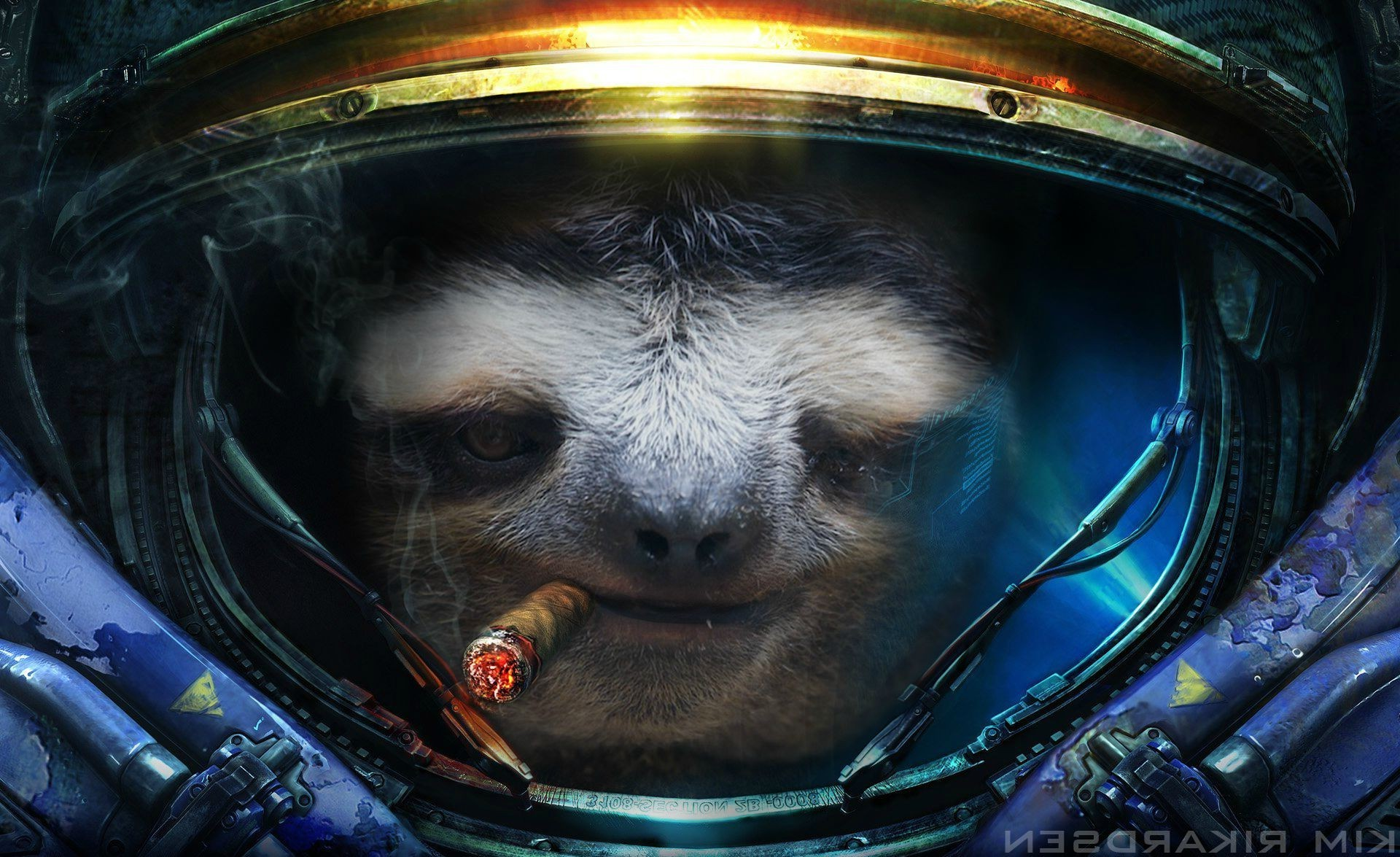 Space Sloth Wallpaper 76 Images