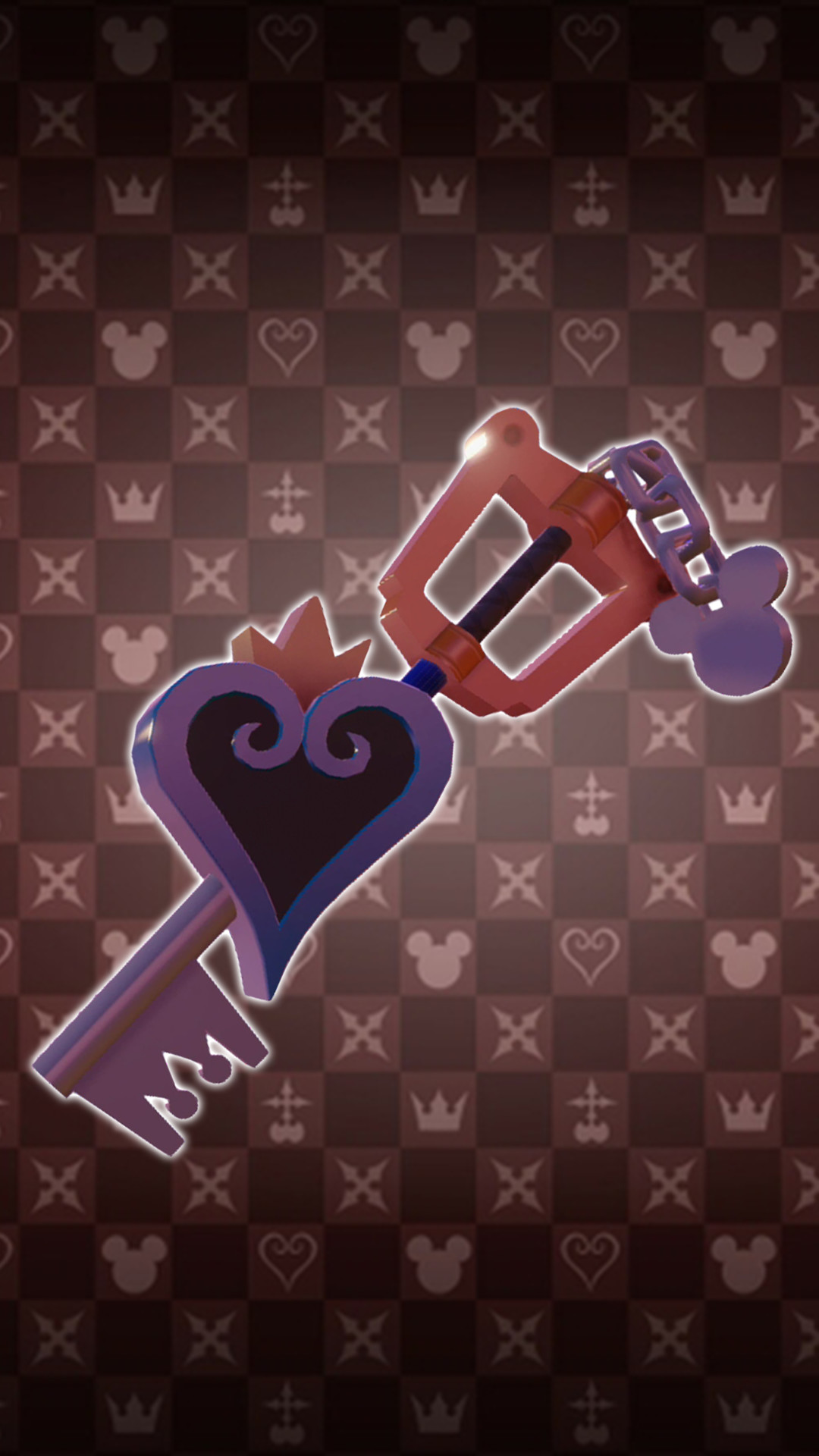 1080x1920 Keyblade Wallpaper