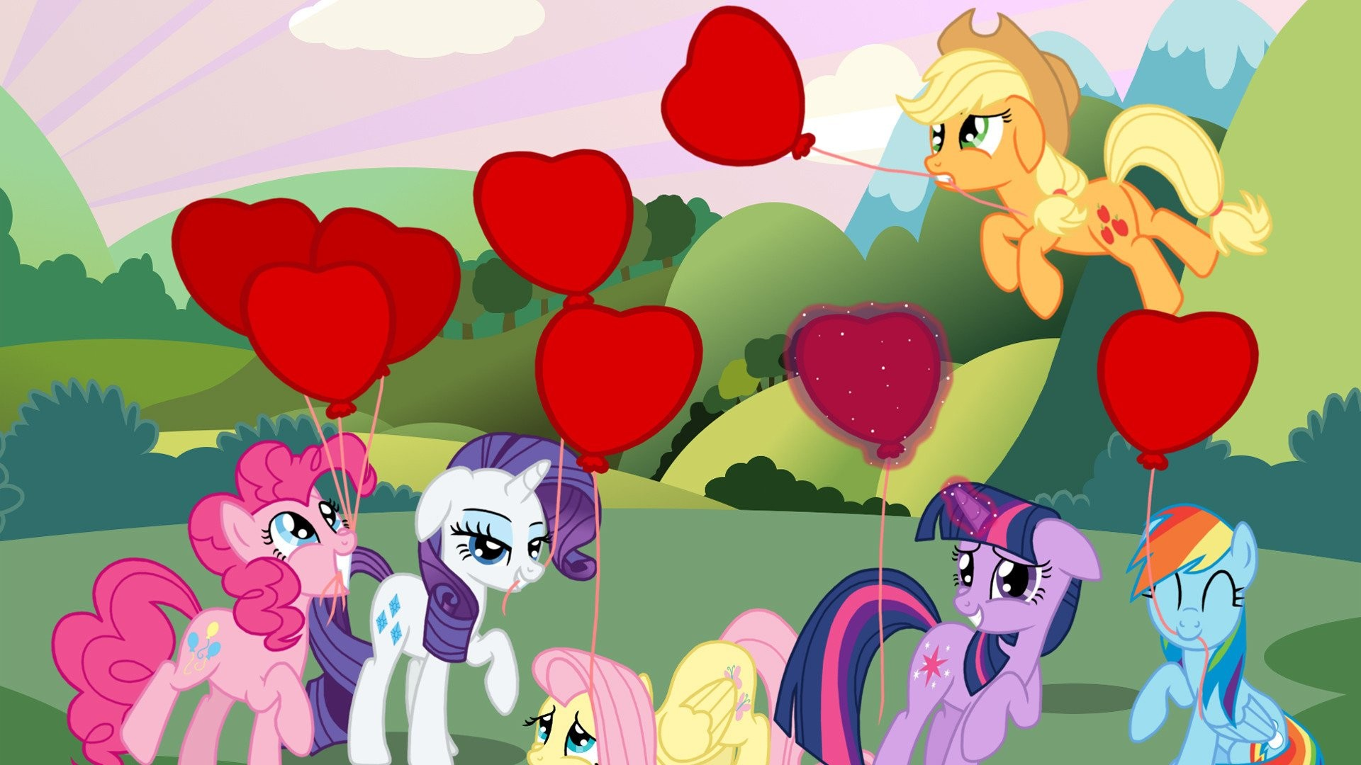 1920x1080 My Little Pony Friendship Is Magic 406329