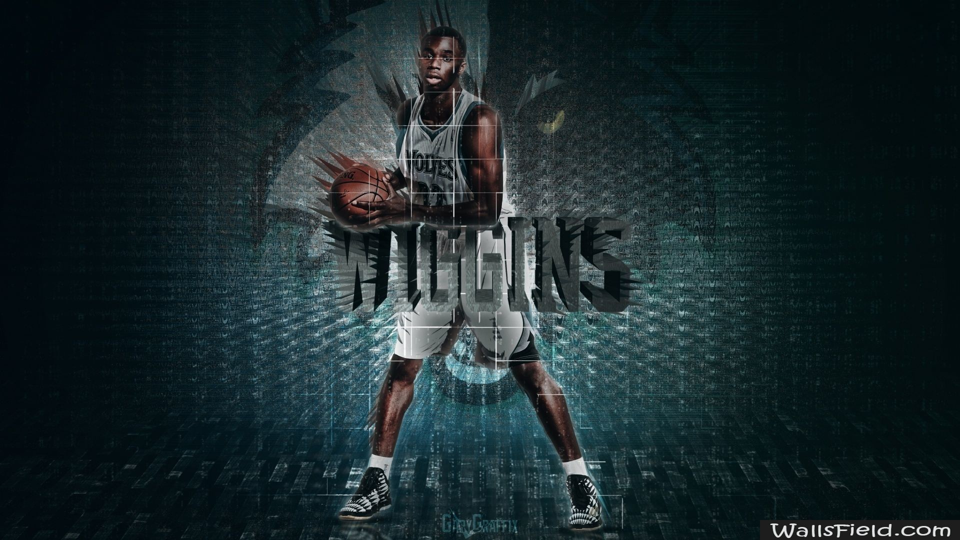 1920x1080 Andrew Wiggins Timberwolves - Wallsfield.com