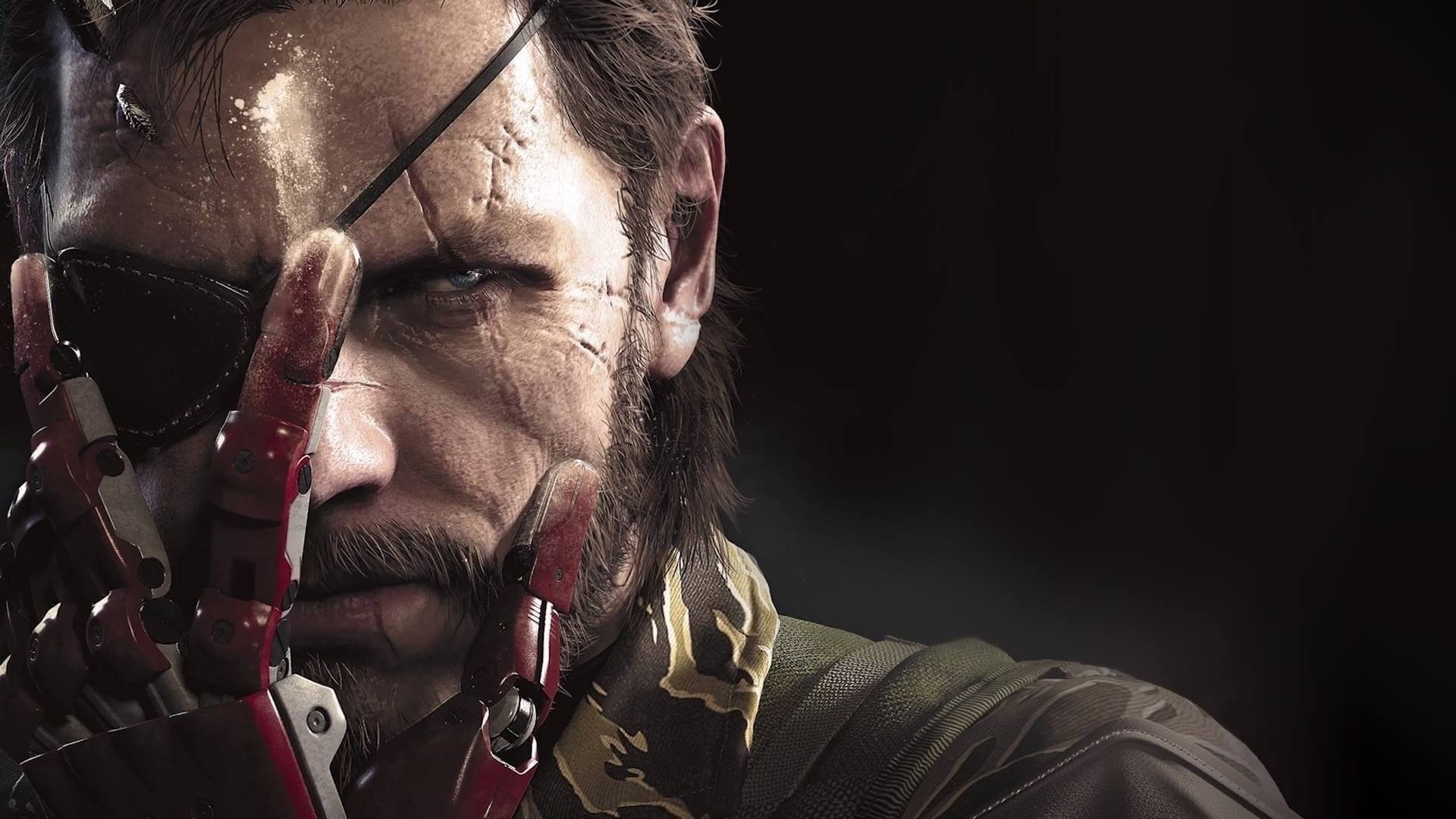1920x1080 Metal Gear Solid V: The Phantom Pain Full Hd Wallpaper And for Metal Gear  Solid