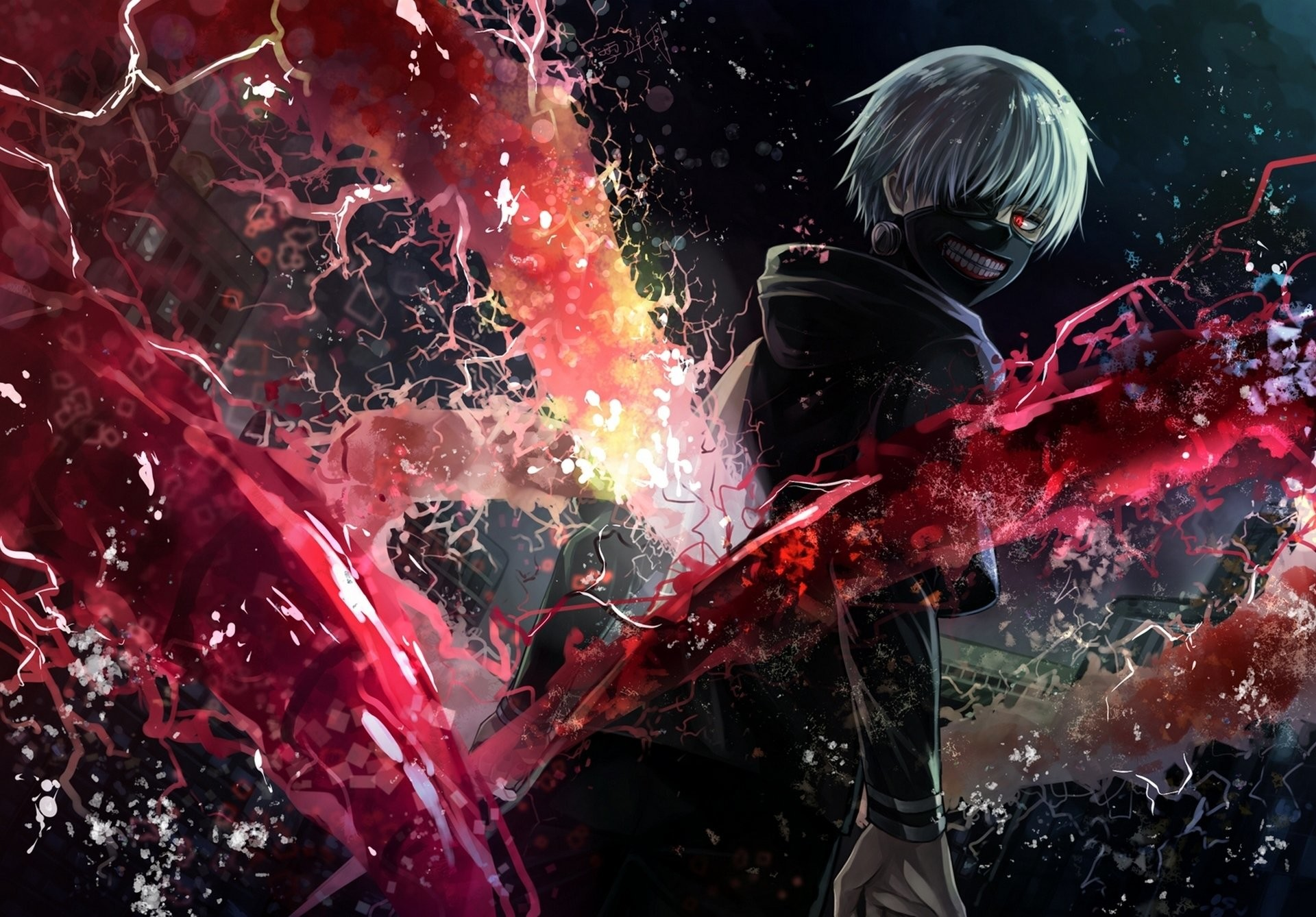 1920x1338 HD Wallpaper | Background ID:587597.  Anime Tokyo Ghoul