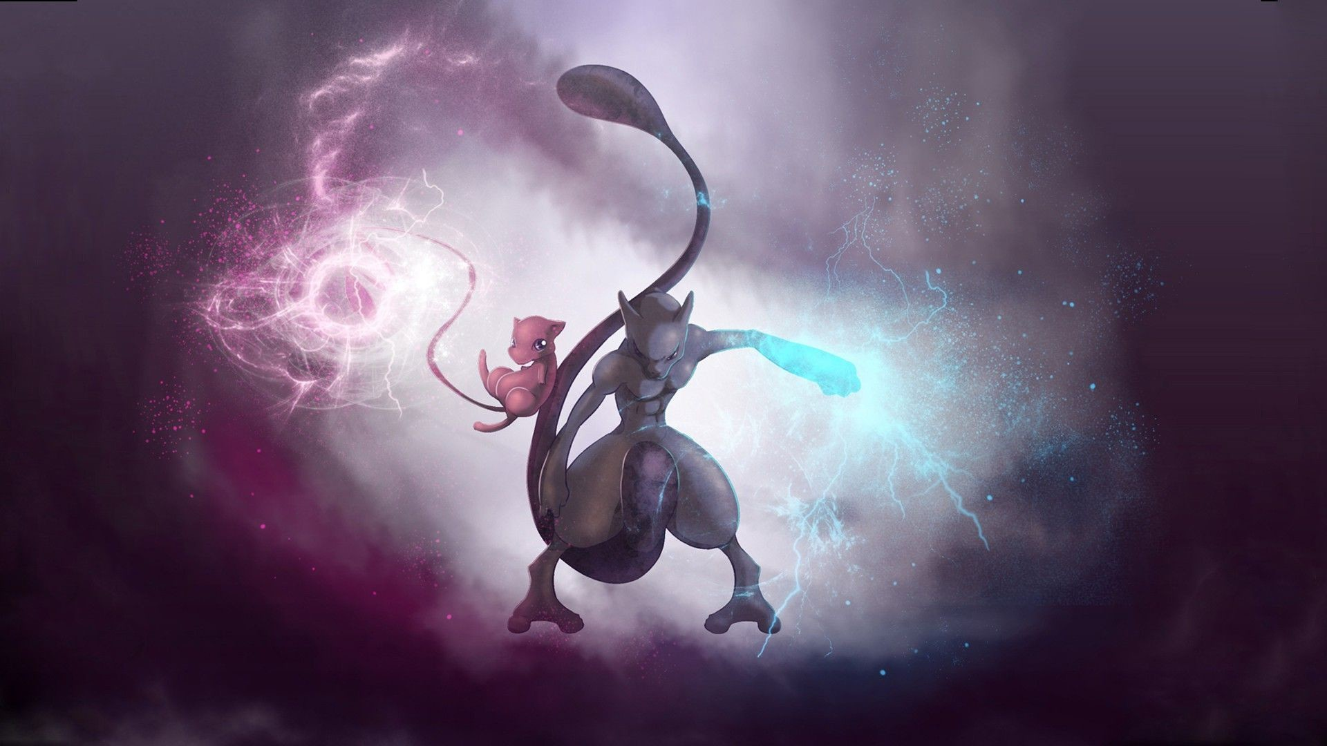 1920x1080 Mewtwo Wallpapers (62 Wallpapers)
